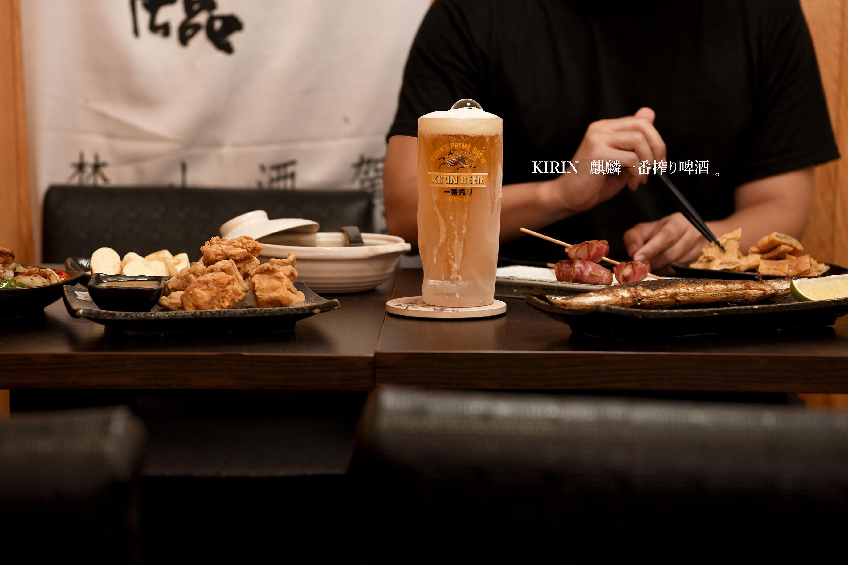 享受一個人的宵夜場|麒麟一番搾り啤酒 @MENS 30S LIFE