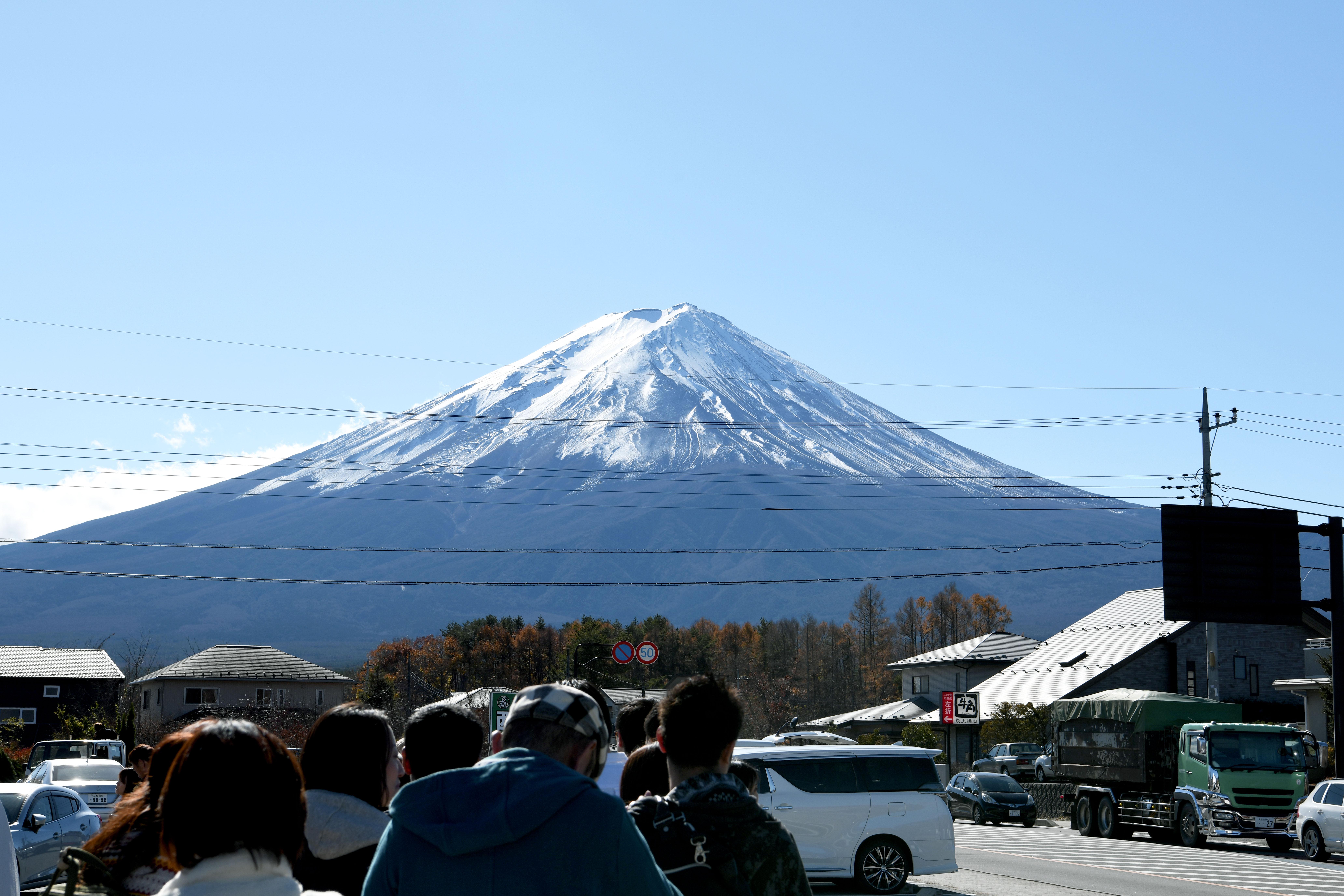 最心滿意足的兩天一夜,我們追著千變萬化的富士山。 @MENS 30S LIFE