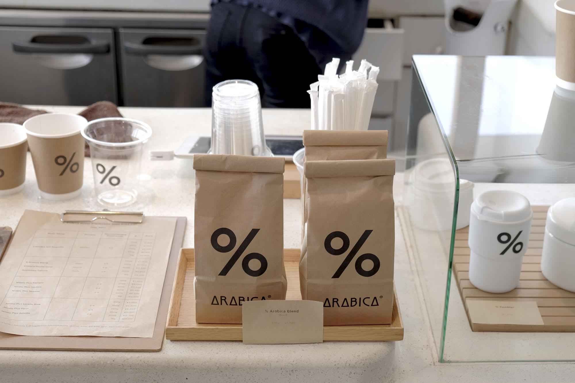 %Arabica kyoto
