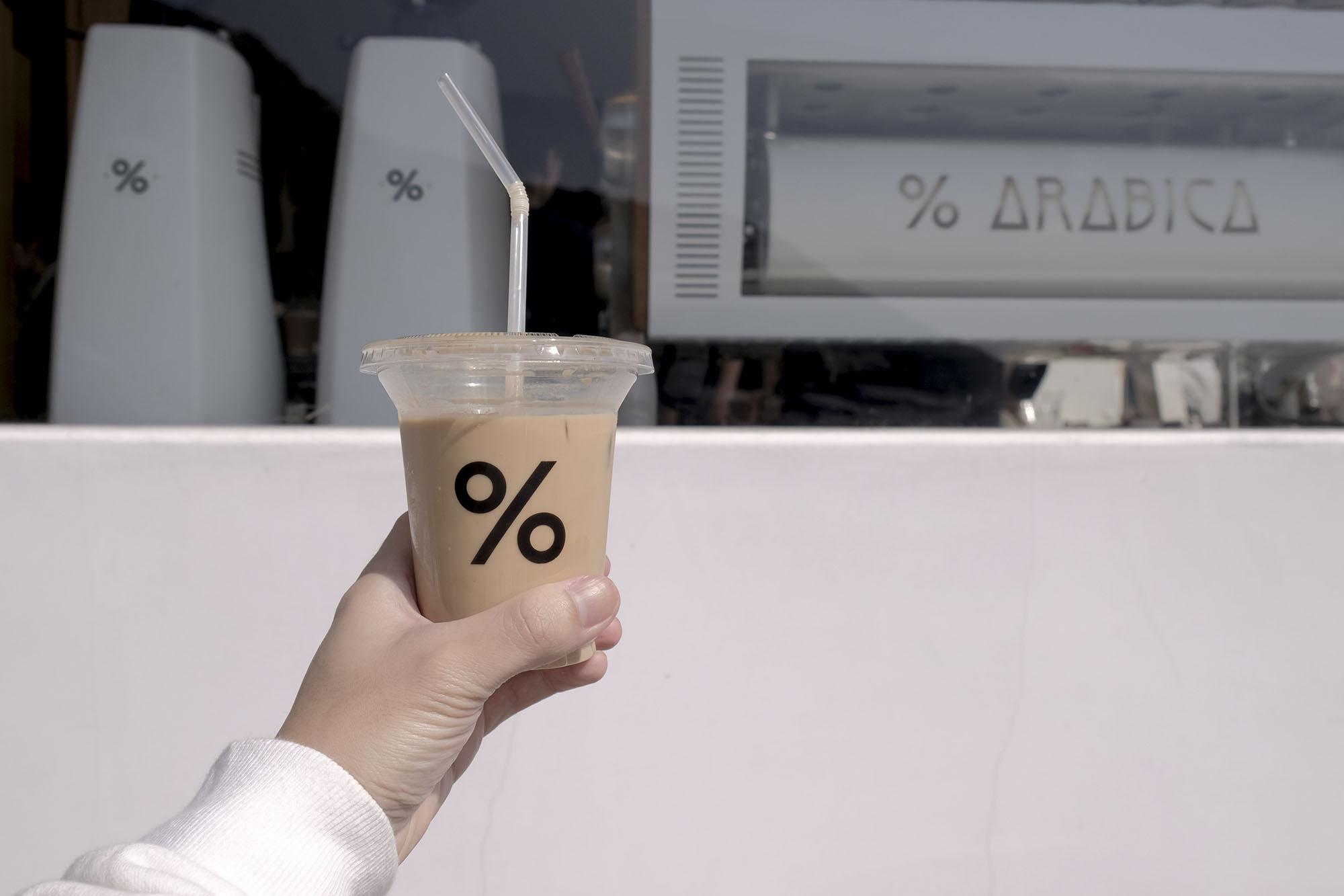 %Arabica嵐山店