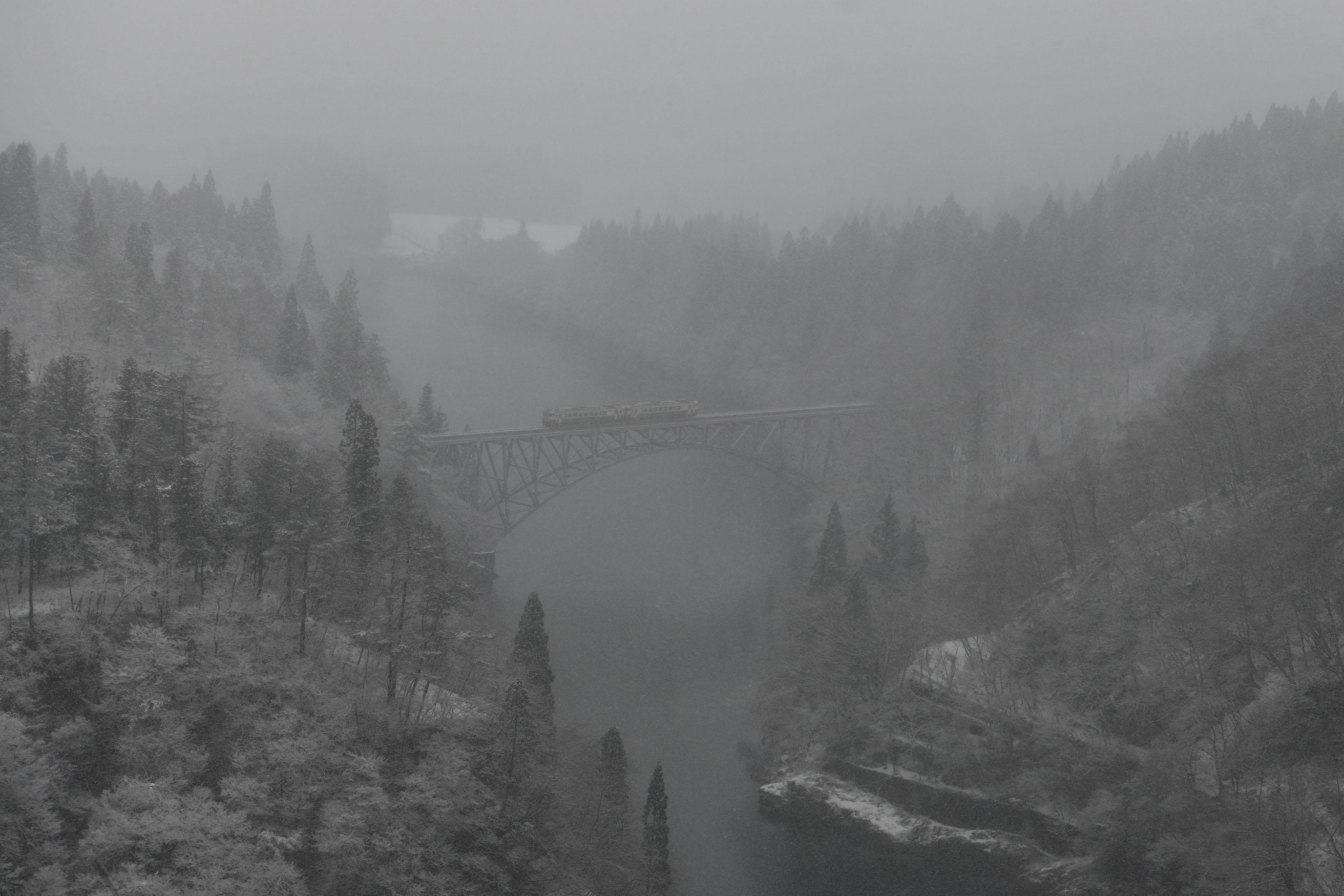 第一只見川鐵橋