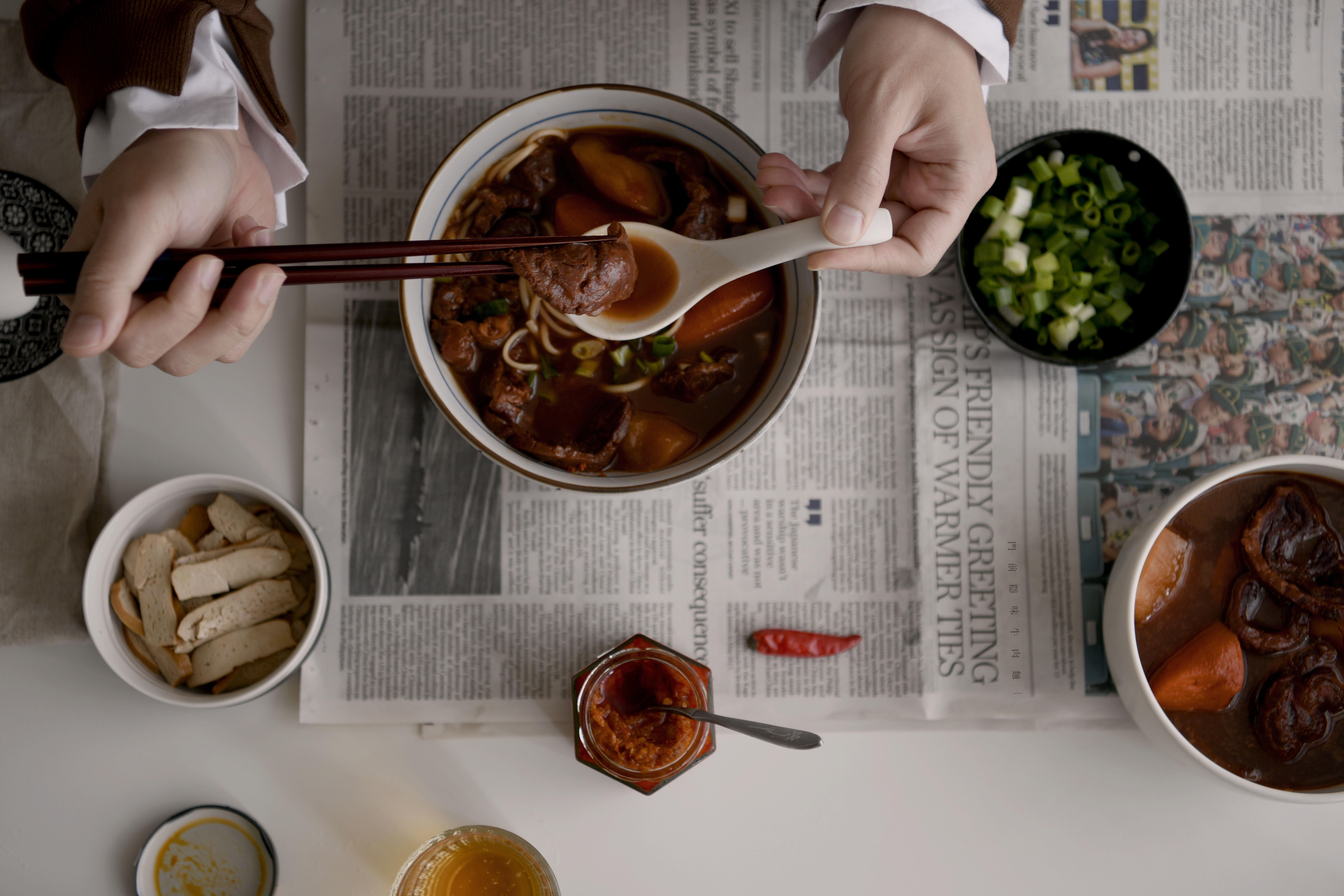 治癒人心的燉煮牛肉,原來幸福可以宅配到家|門前隱味牛肉麵 @MENS 30S LIFE