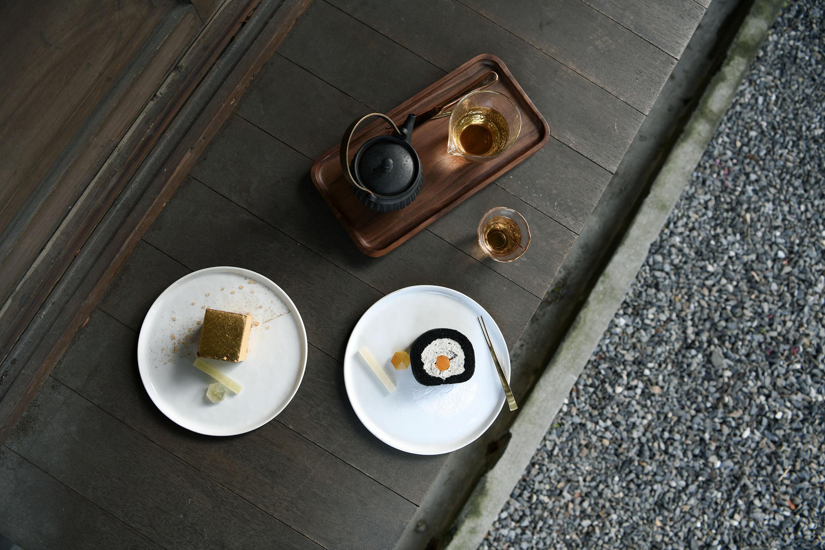 有茶有咖啡有甜食的日式老屋,讓空氣也慢了下來|金錦町-男子的日常生活