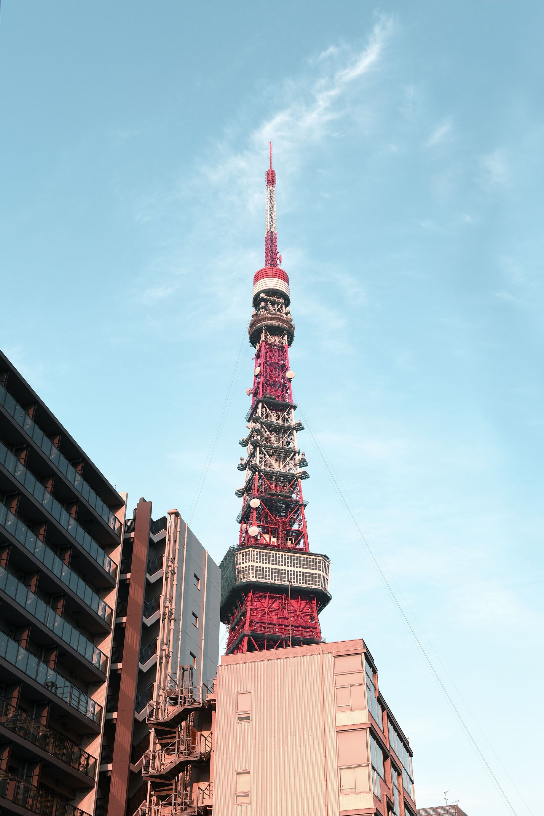 NIBUNNO 東京鐵塔
