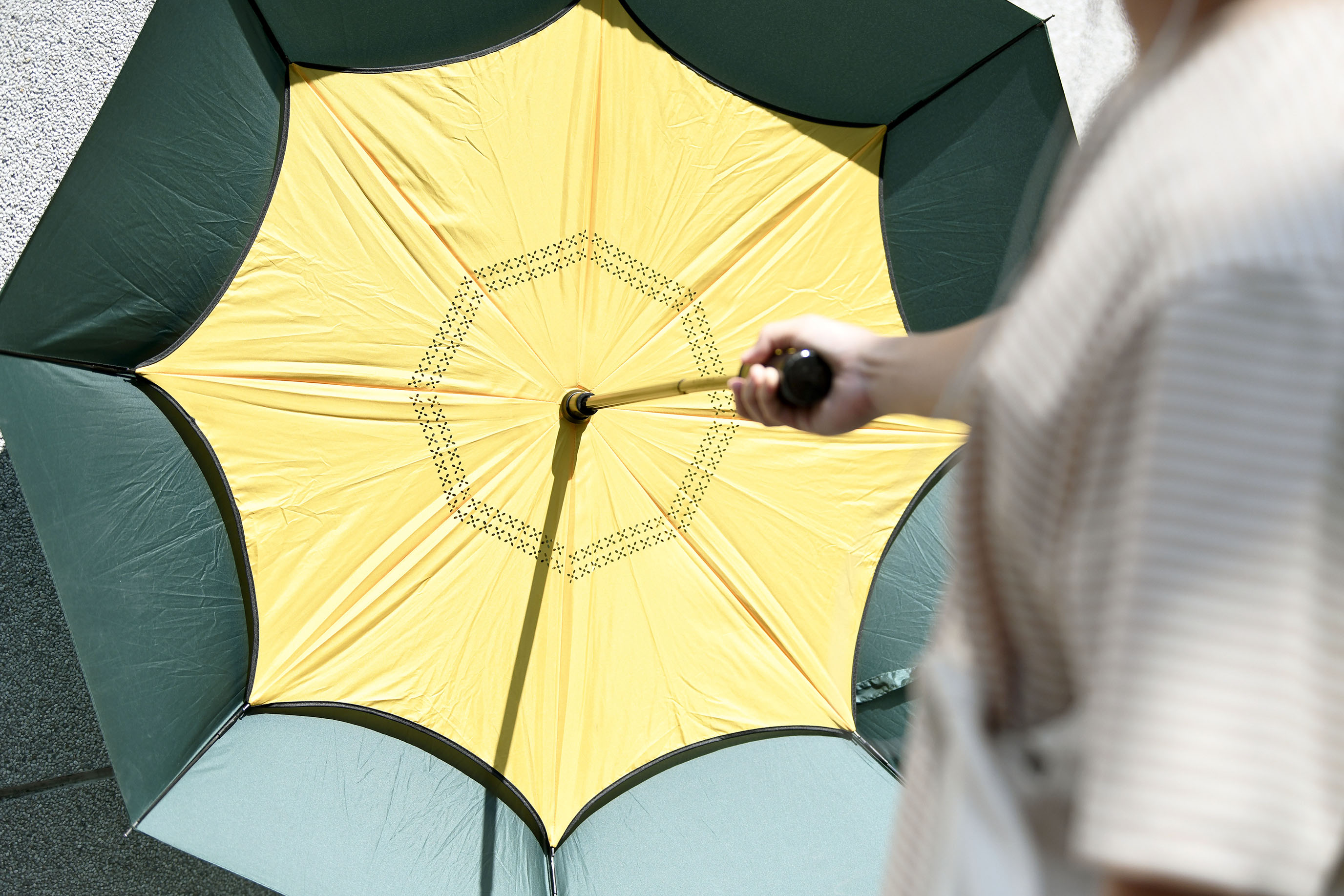 二折反向傘