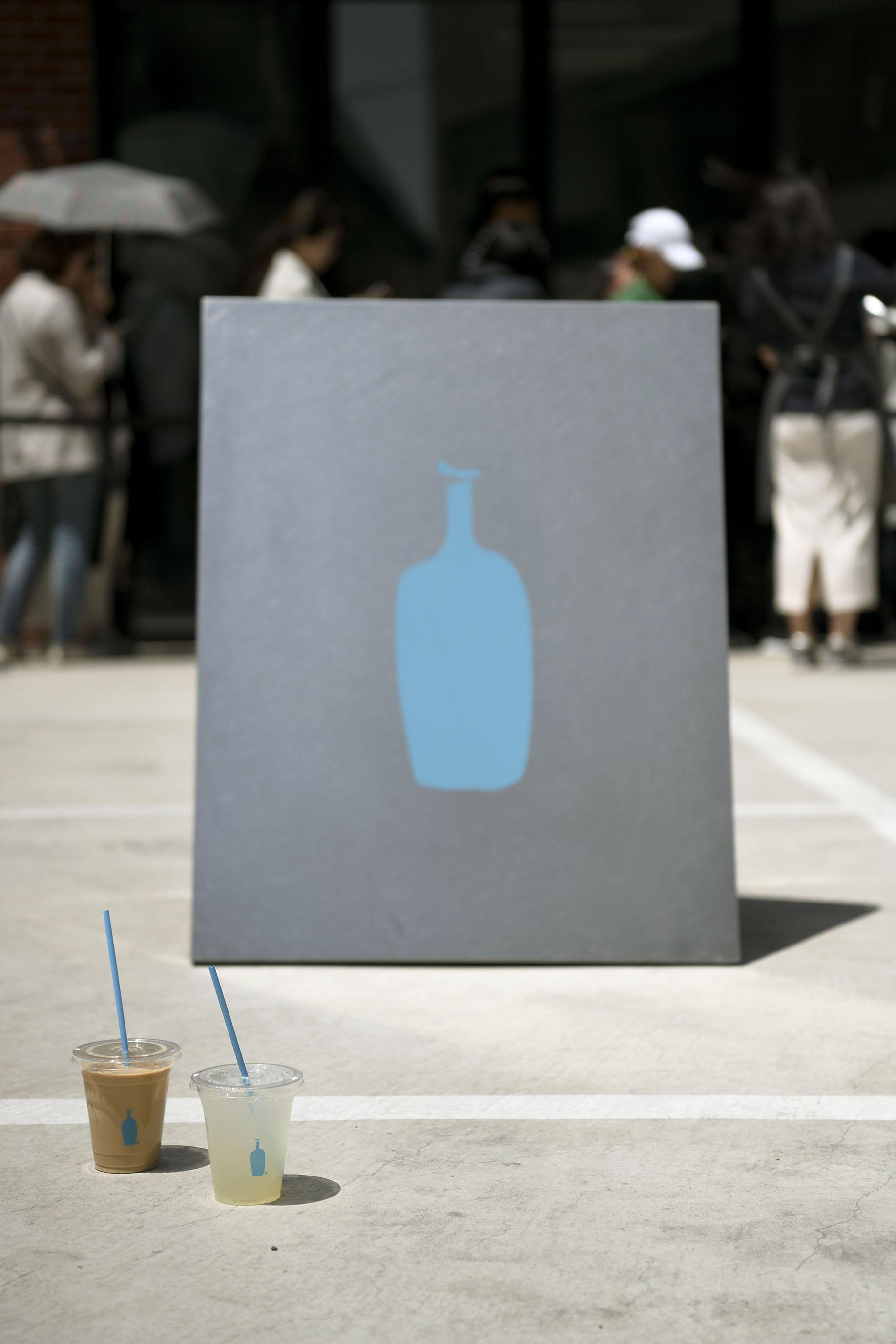 Blue Bottle Coffee 首爾