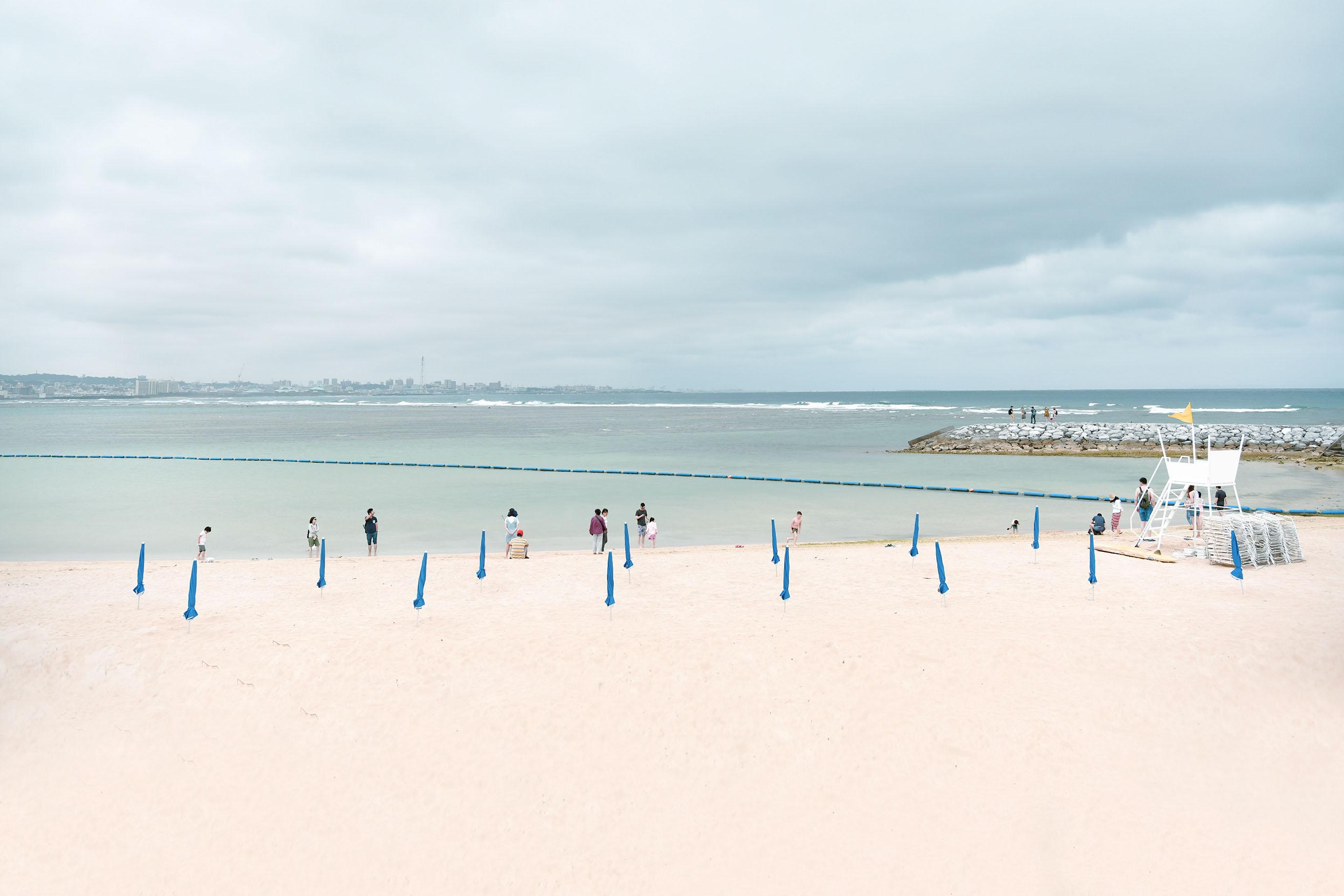 一種療癒,是沖繩的海與不期而遇|Ifly 愛飛網