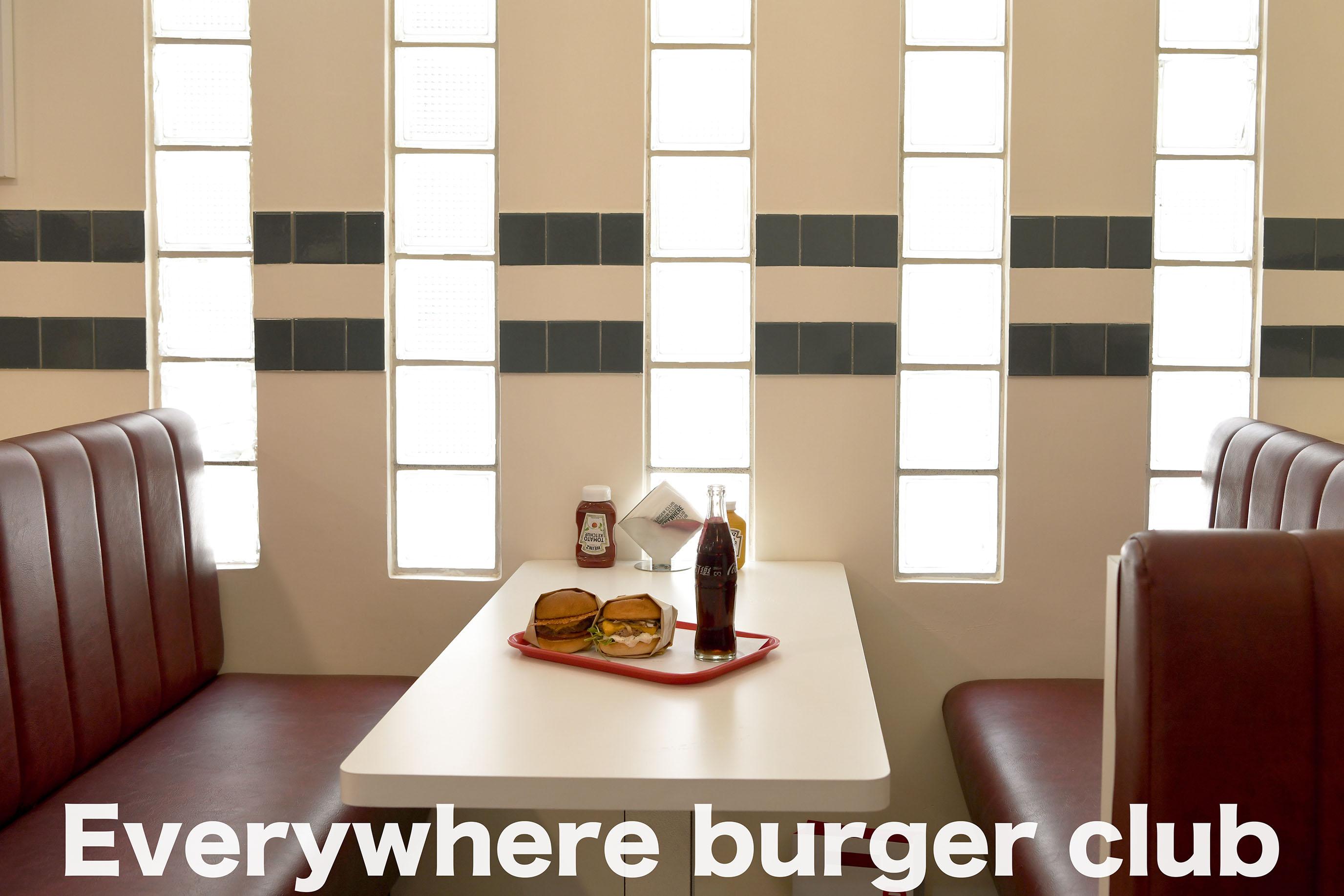 Everywhere burger club 漢堡俱樂部|兩個大男孩的手作漢堡,在台北城市裡重新出發。 @MENS 30S LIFE
