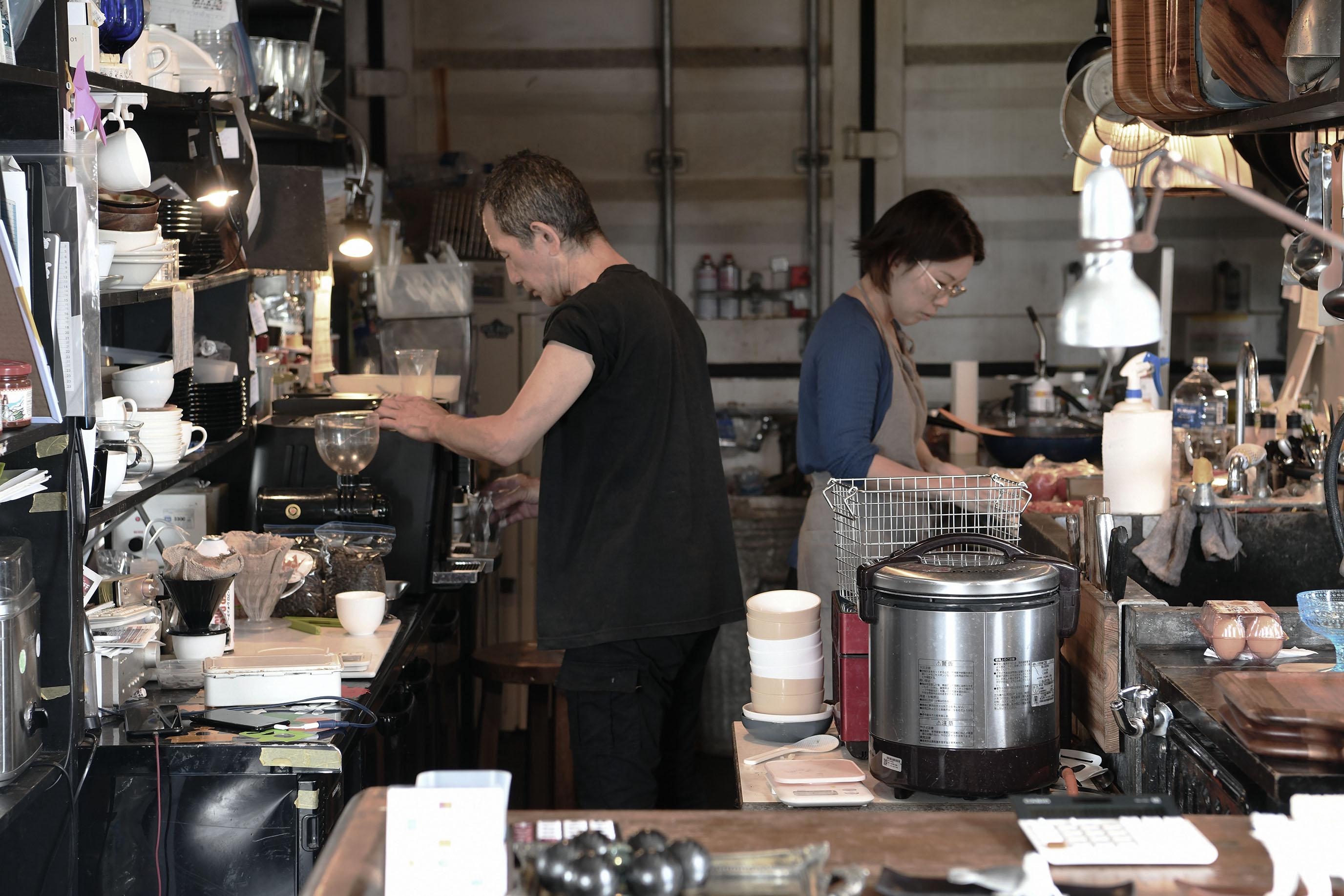 INN CAFE 沖繩