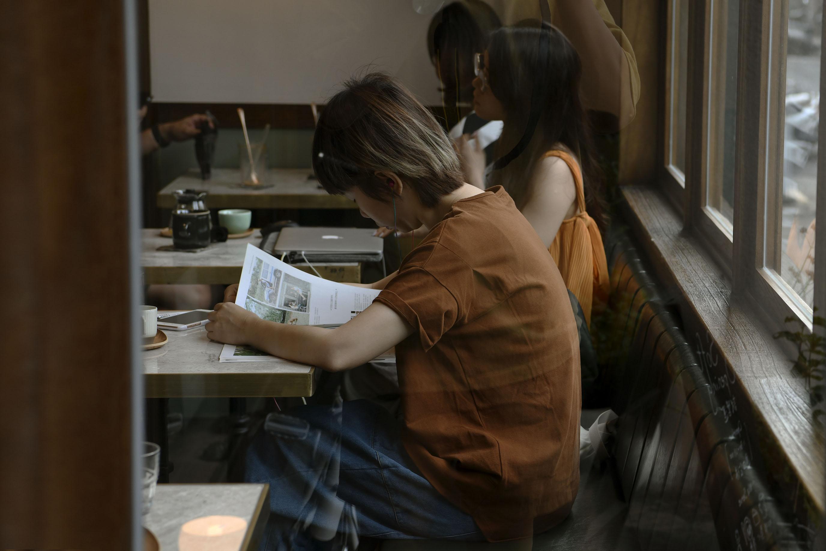 台北新的光景,午後窗前咖啡閱讀|咖啡器物店 @MENS 30S LIFE