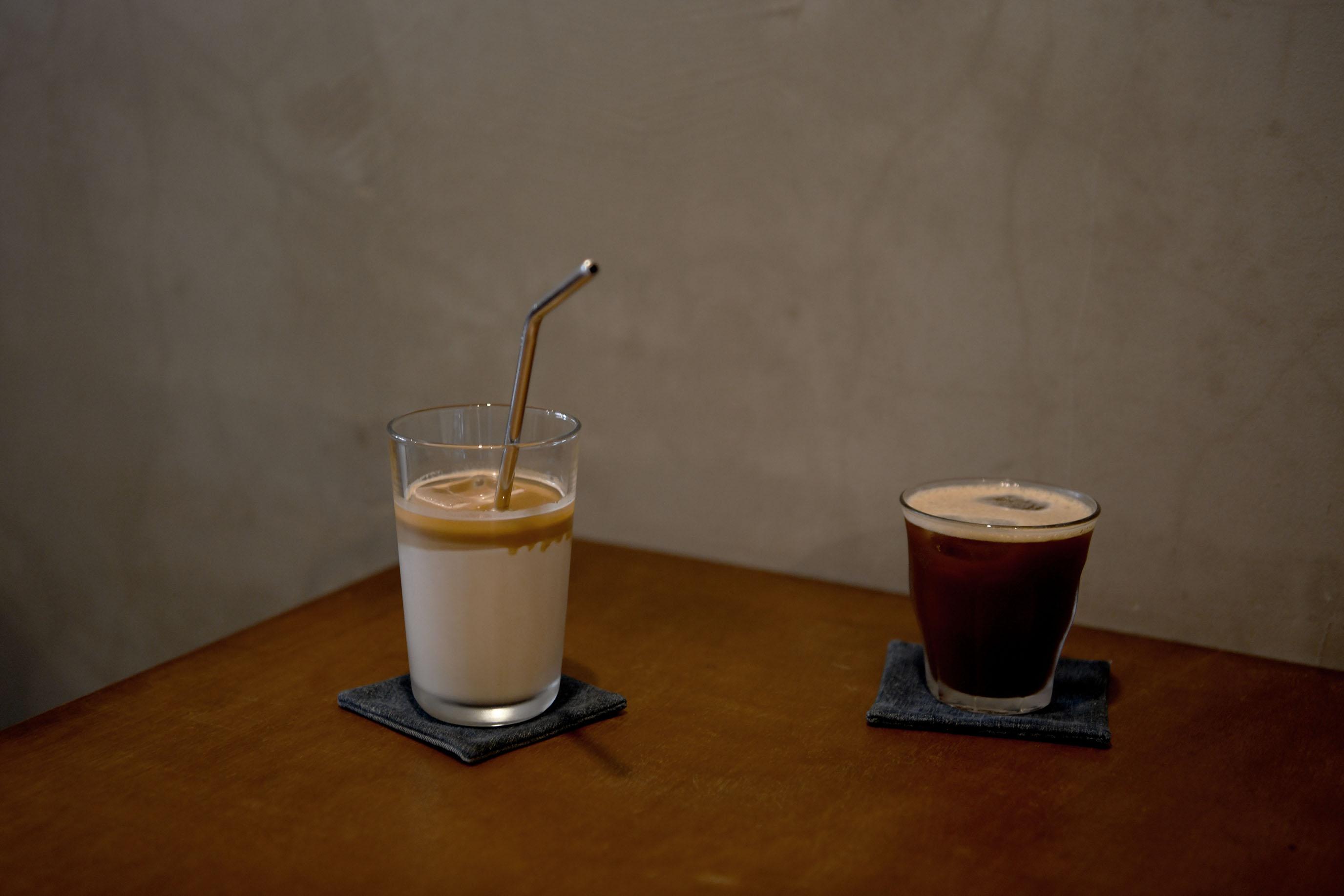 在葉桂英咖啡找個靜靜的角落,不打擾。
