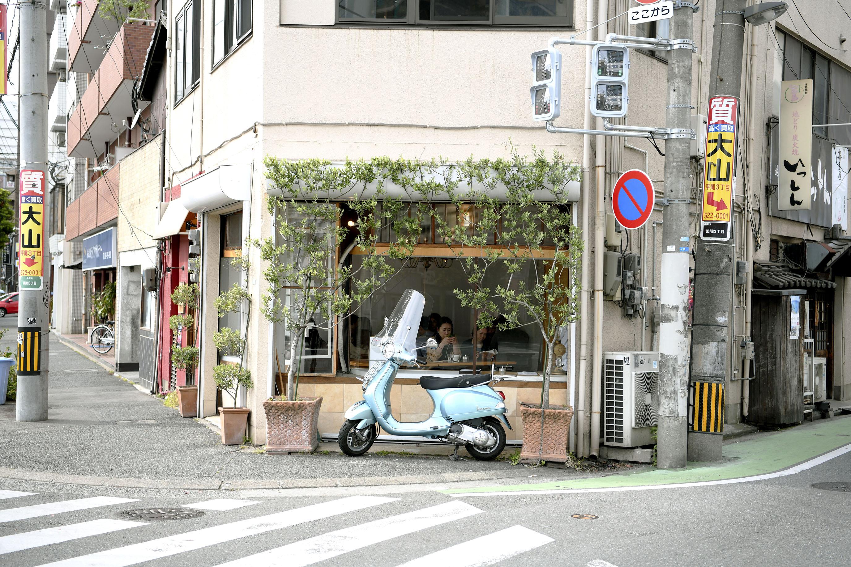 Abeki  福岡