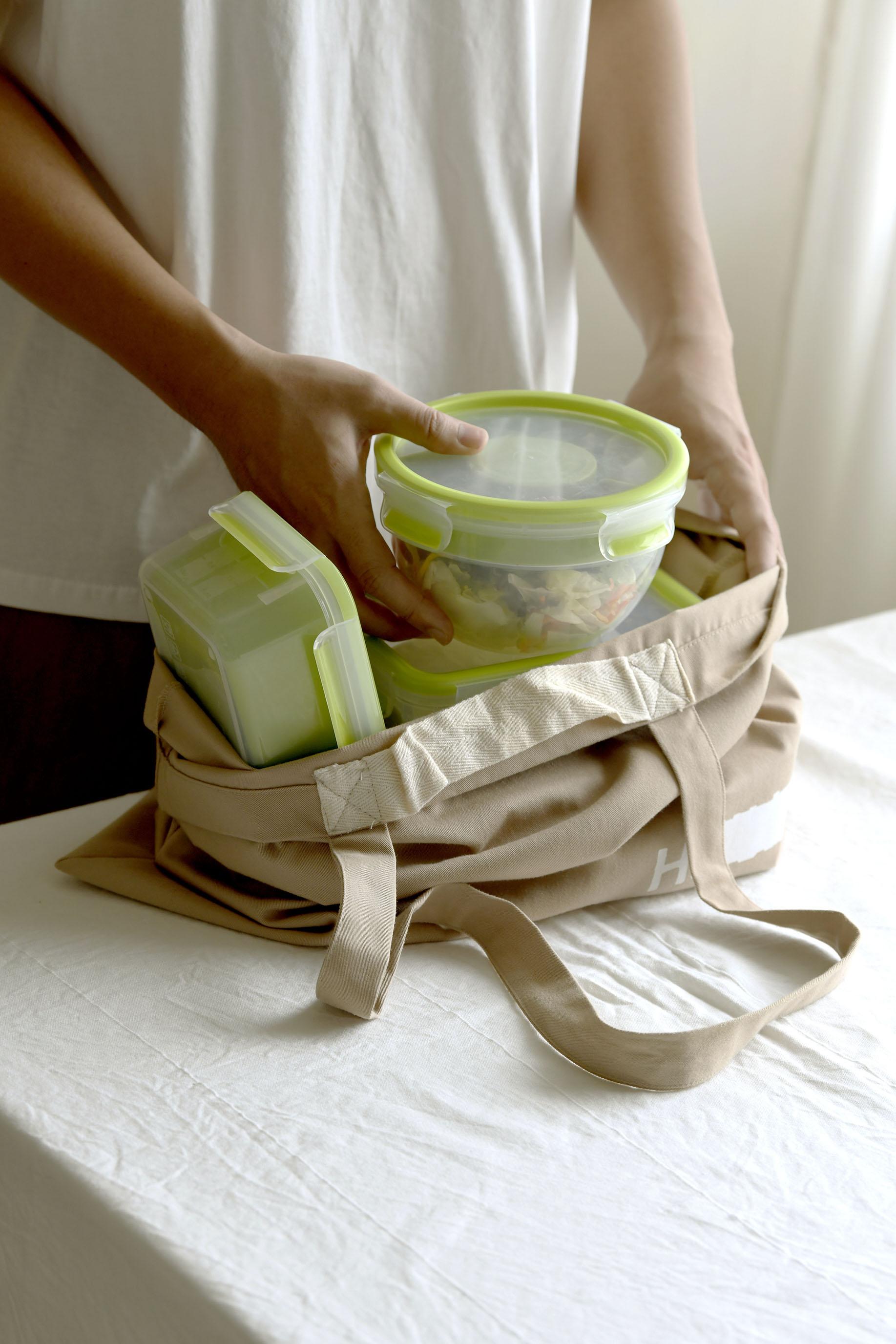 Tefal 特福|免拆洗無縫膠圈保鮮盒,輕鬆打包一日三餐與貪嘴日常。