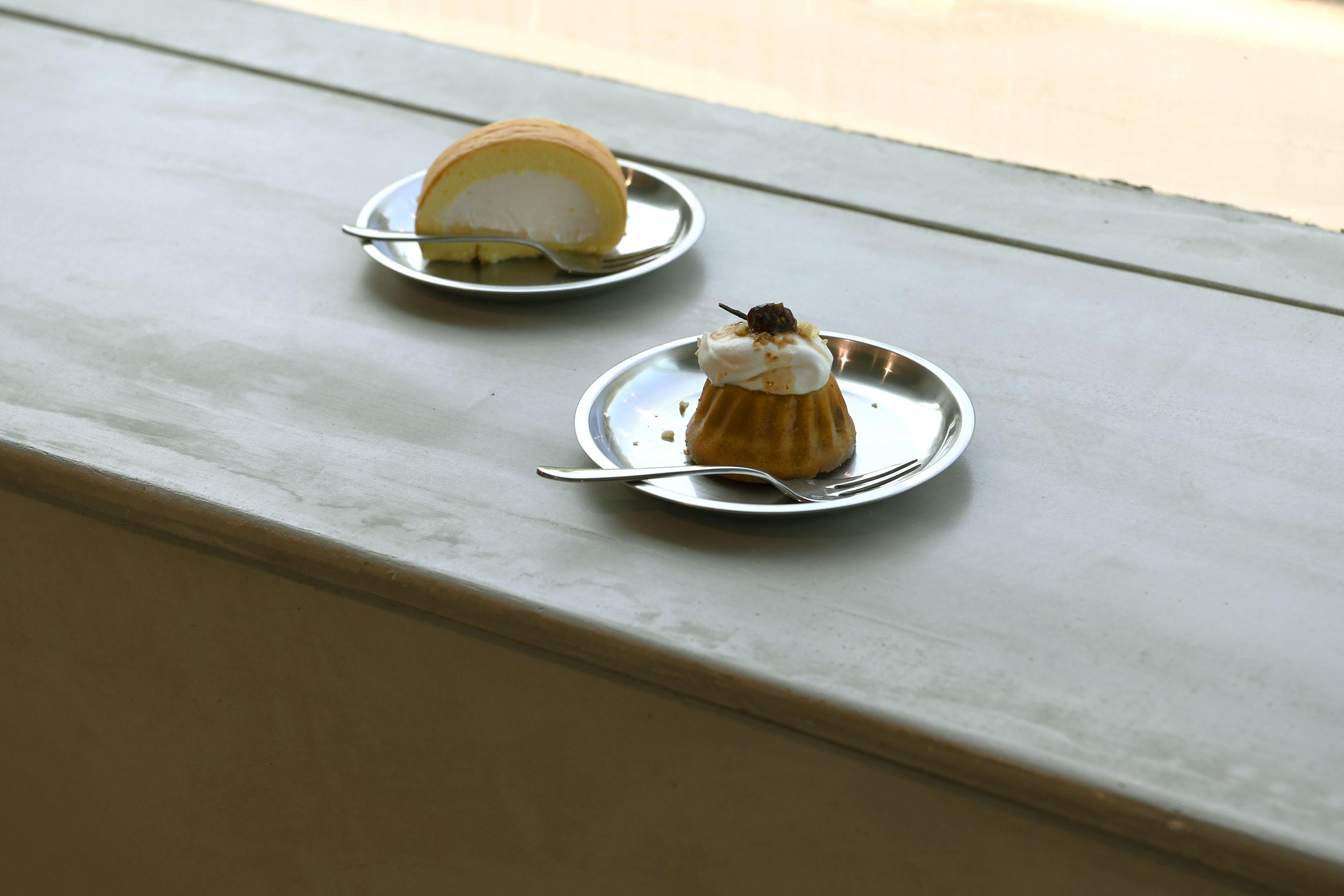 中和綠地旁,想慢嚐咖啡甜食|圈外咖啡