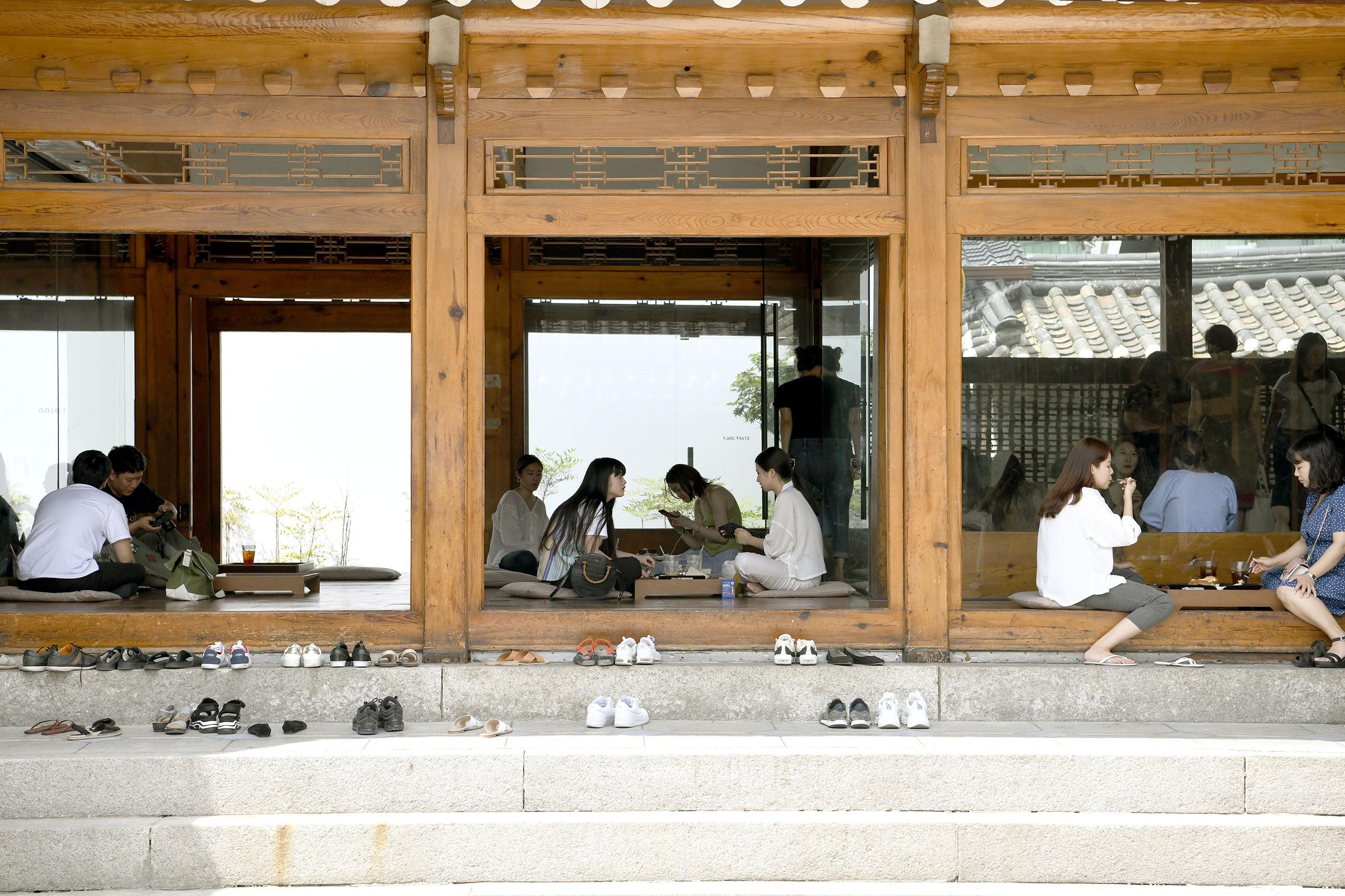 網站近期文章:首爾5間韓屋新生,享受時空交錯的愜意。