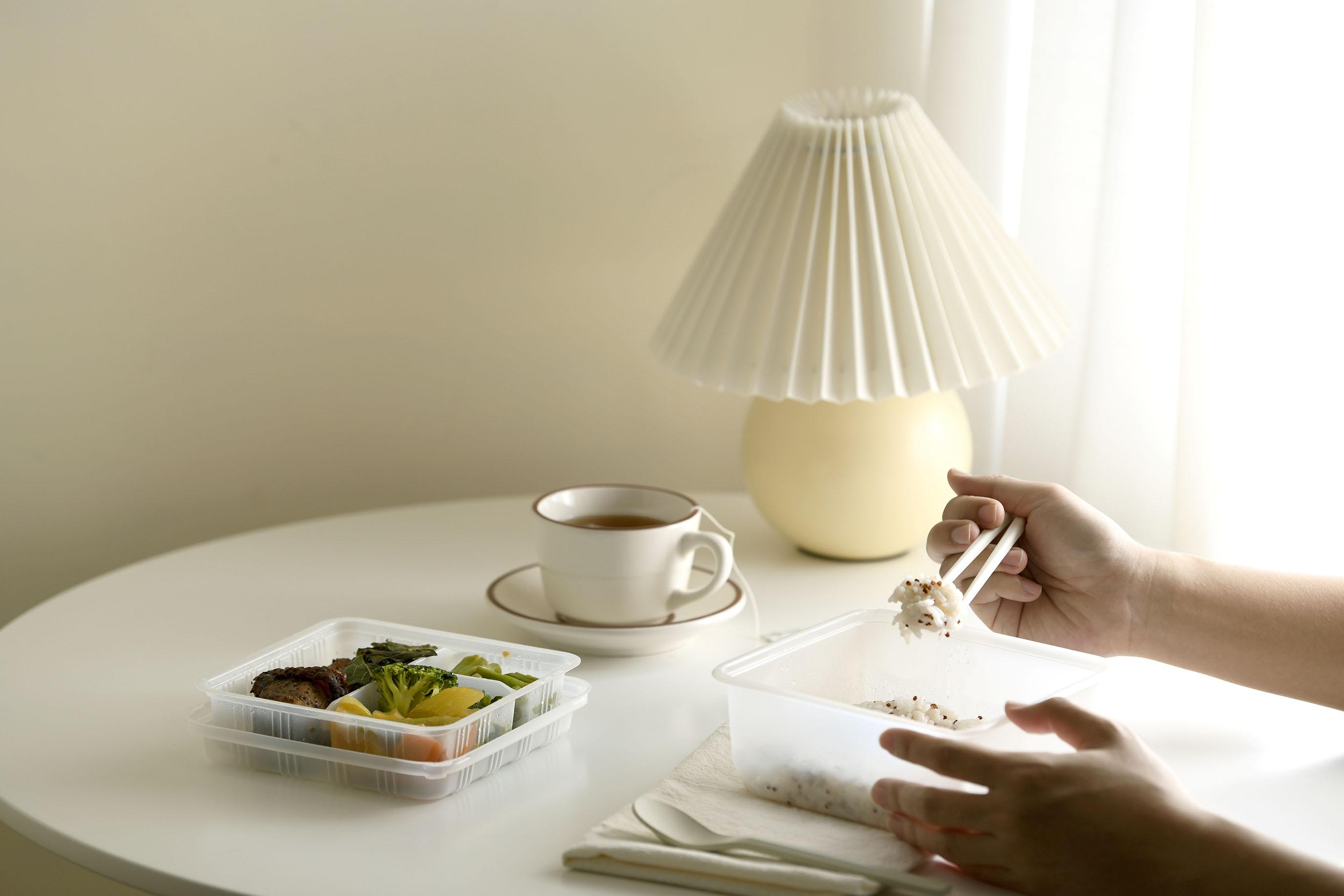 我們堅持健康清爽,也要味美|蜂鳥食堂