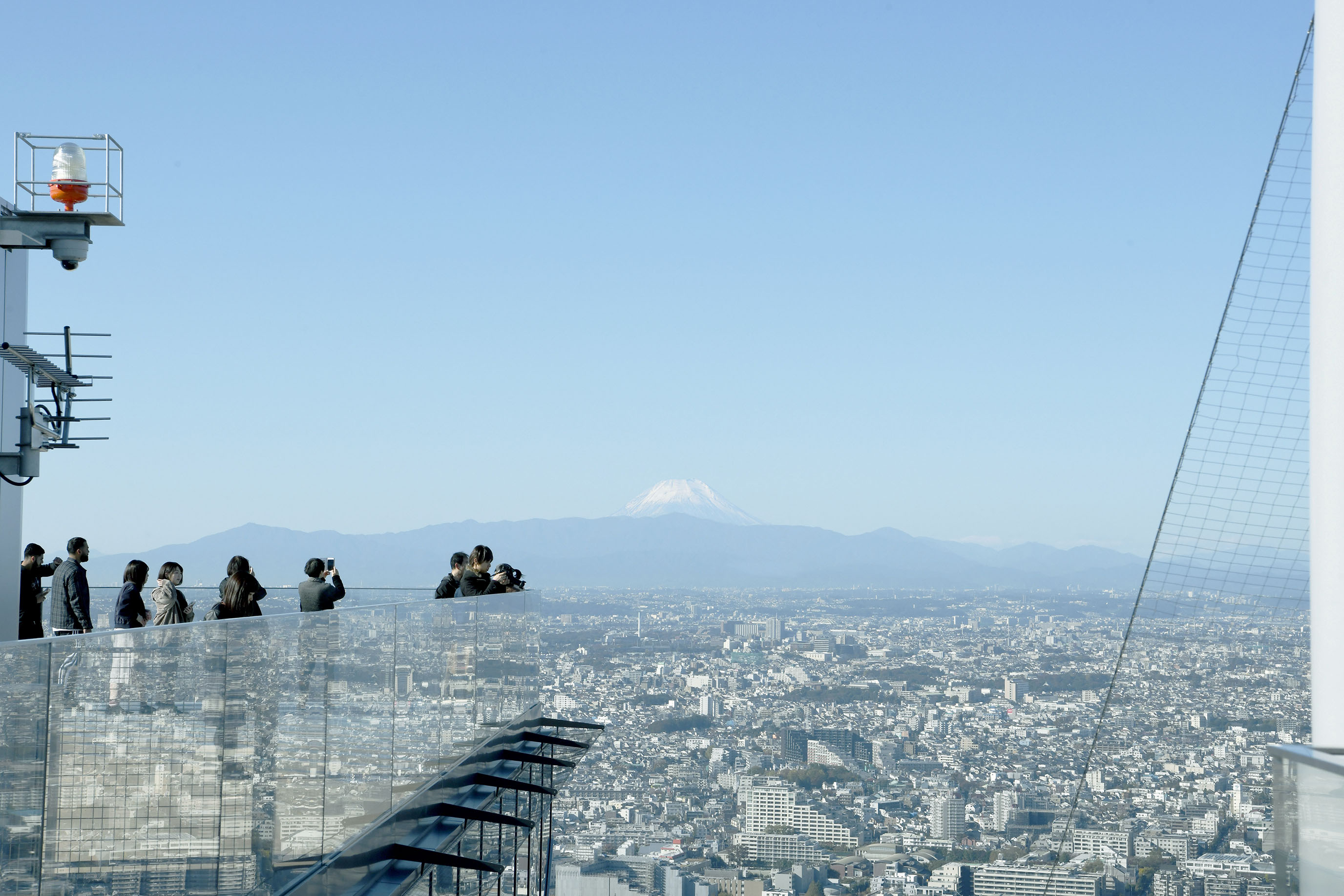 網站近期文章:在東京澀谷,與富士山道早安|SHIBUYA SCRAMBLE SQUARE