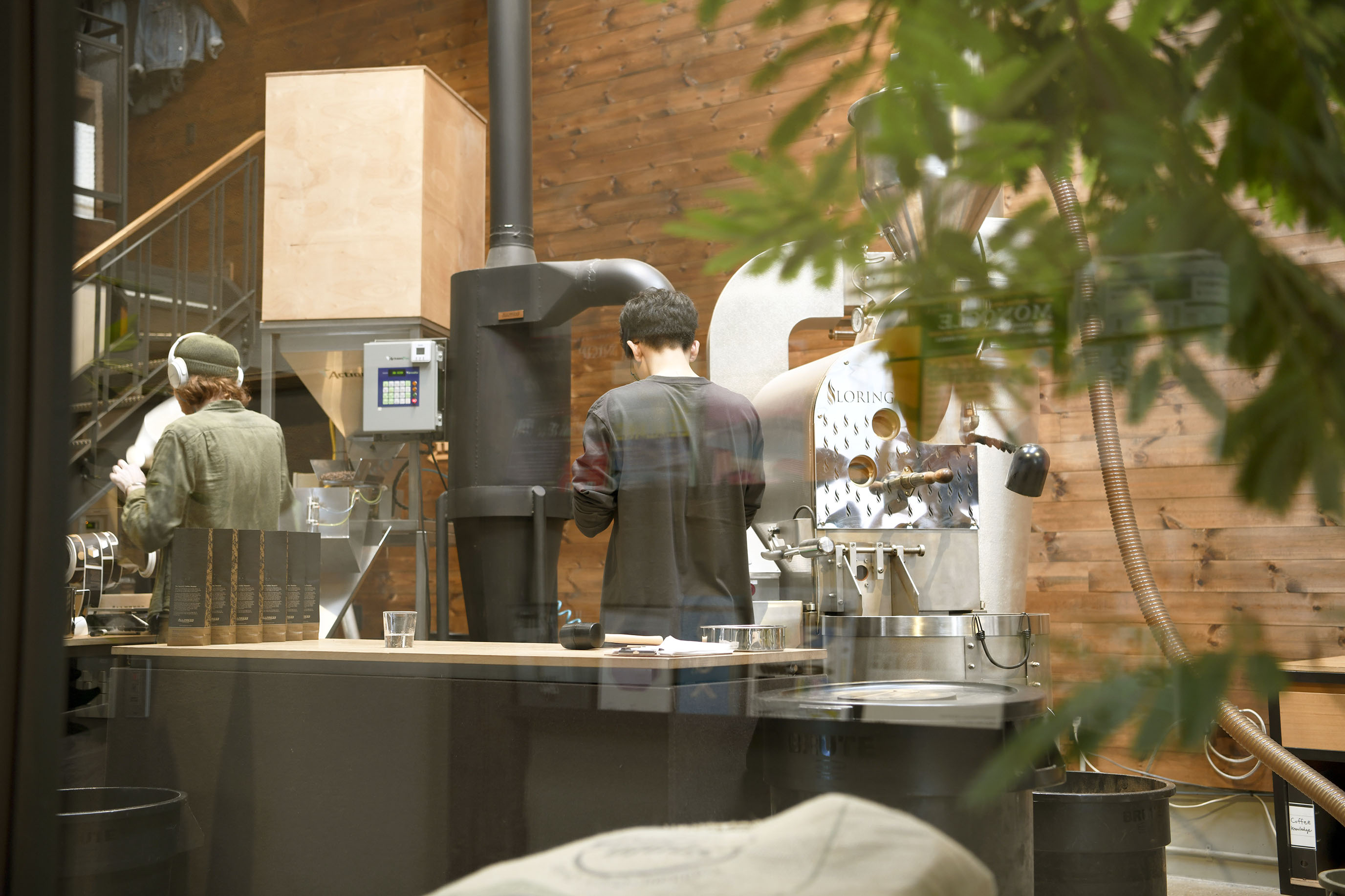 東京清澄白河,想點一杯不哭的咖啡|Allpress Espresso Tokyo Roastery & Cafe