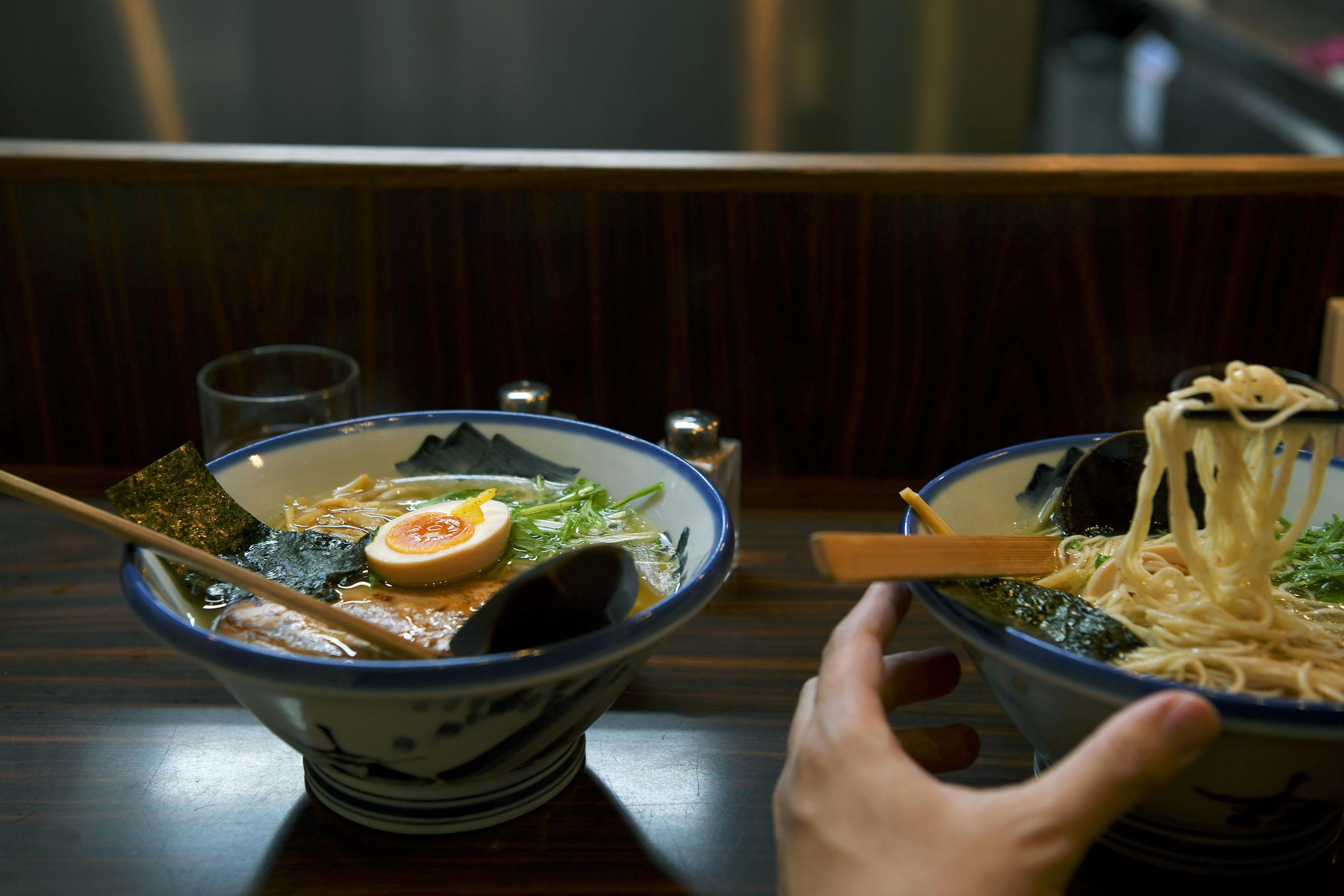 東京拉麵|超強大讀者推薦名單,不分軒輊前三名採點分享。