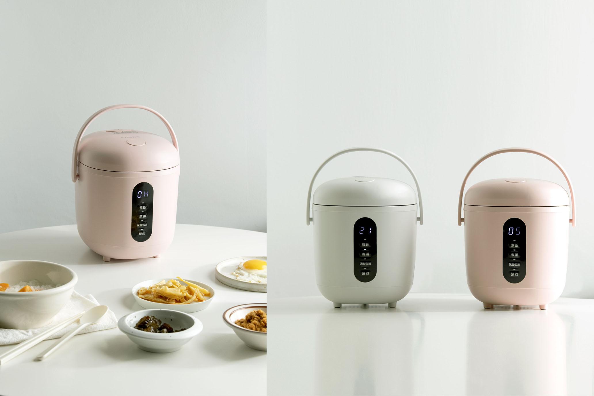 網站近期文章:是一人滿足,兩人剛好,有時三人吃得精巧熱鬧|CLAIRE mini cooker 電子鍋