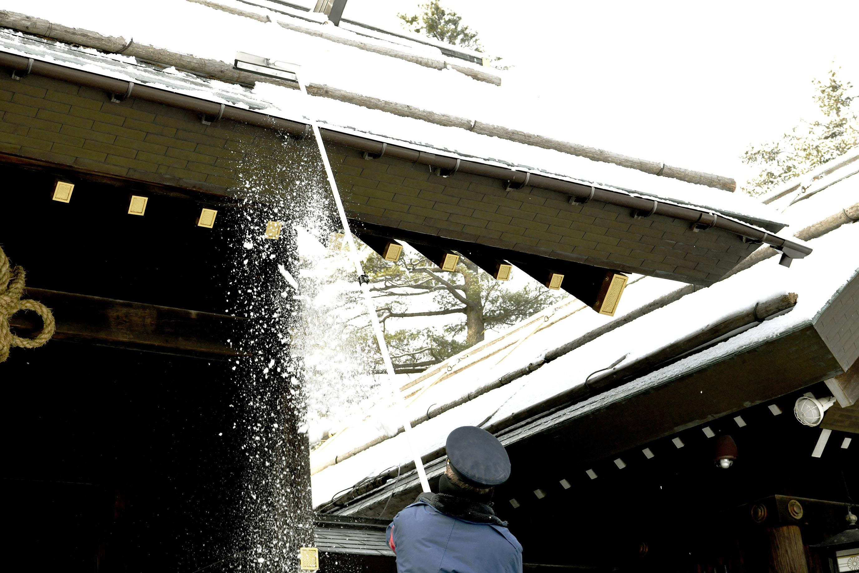覺得浮燥時,就回憶曾到過的平靜|北海道神宮