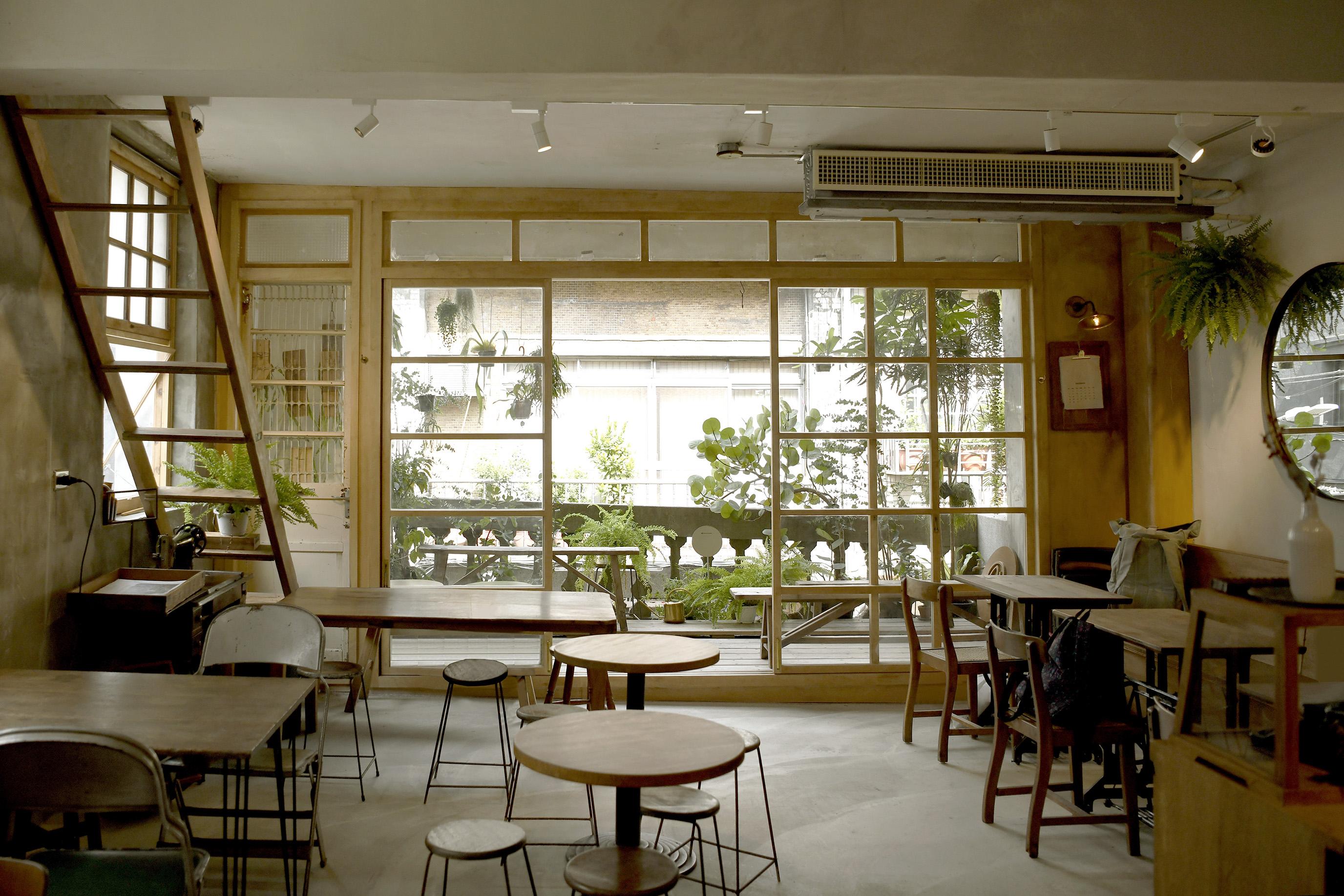 網站近期文章:走進卜卜商店,與大家一起回味台南。