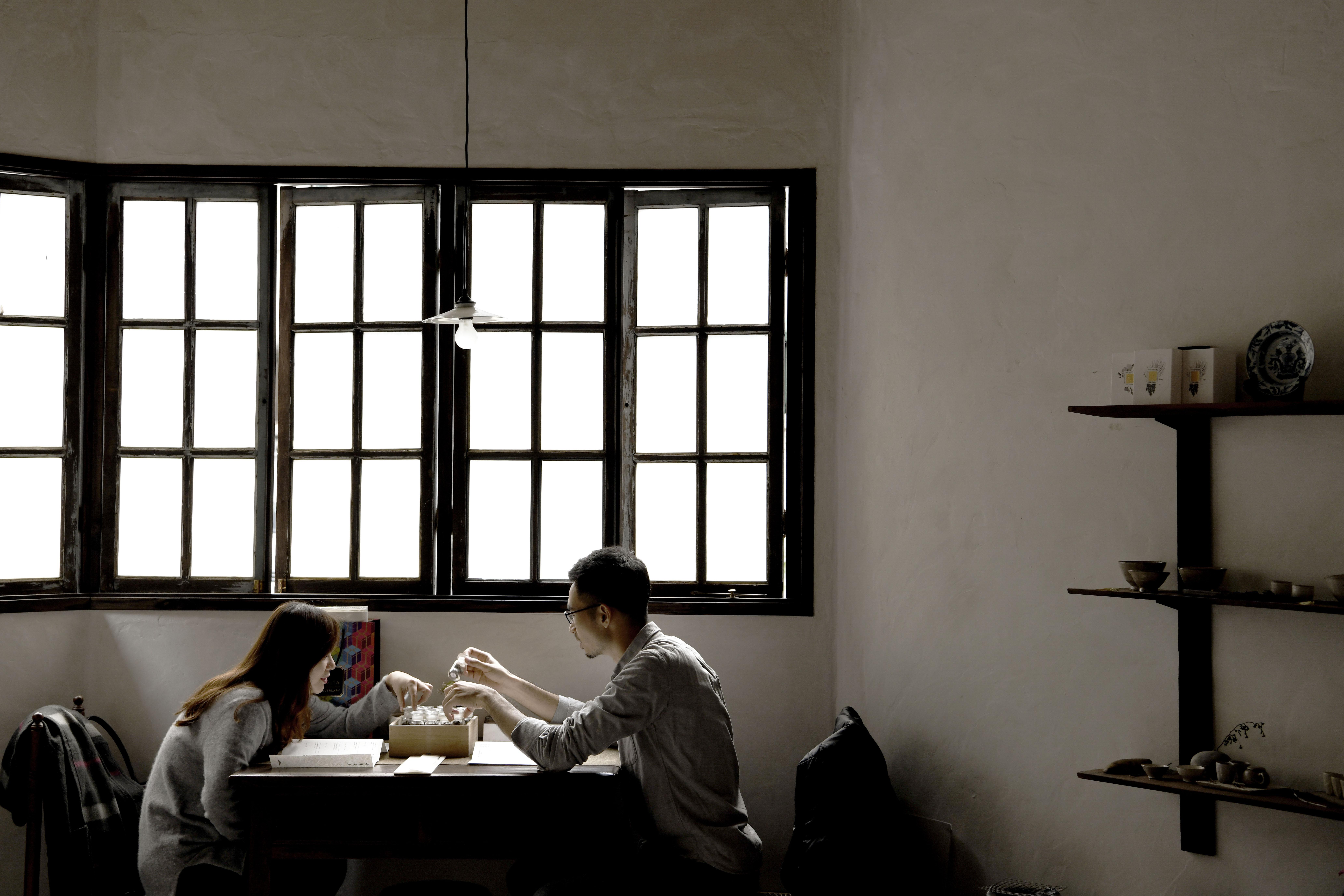 有麵餃陪伴的街角茶店|台北小隱茶庵 @MENS 30S LIFE
