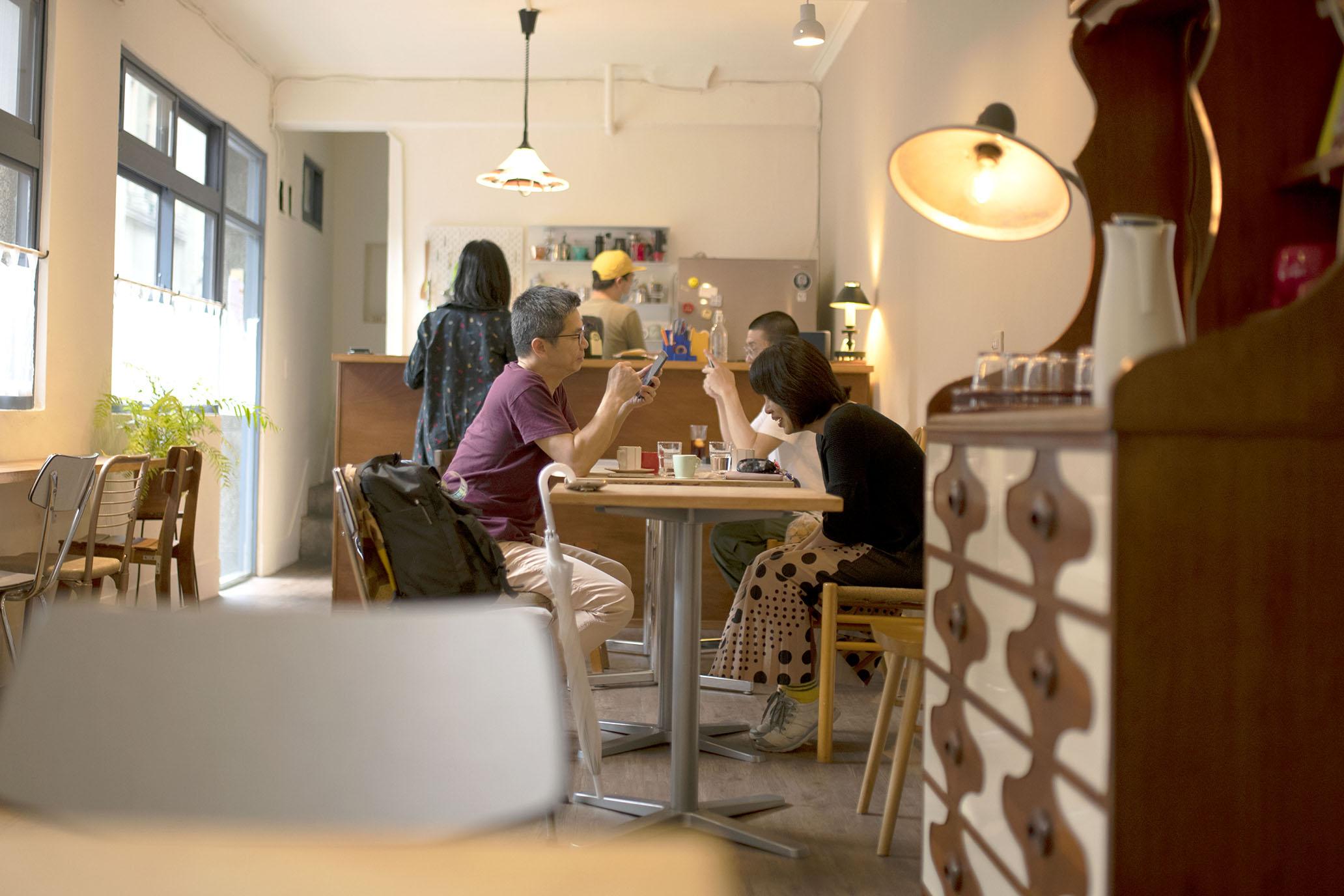 過去的我們,陪伴現在我的每一天|台北 Ichijiku Cafe & Living