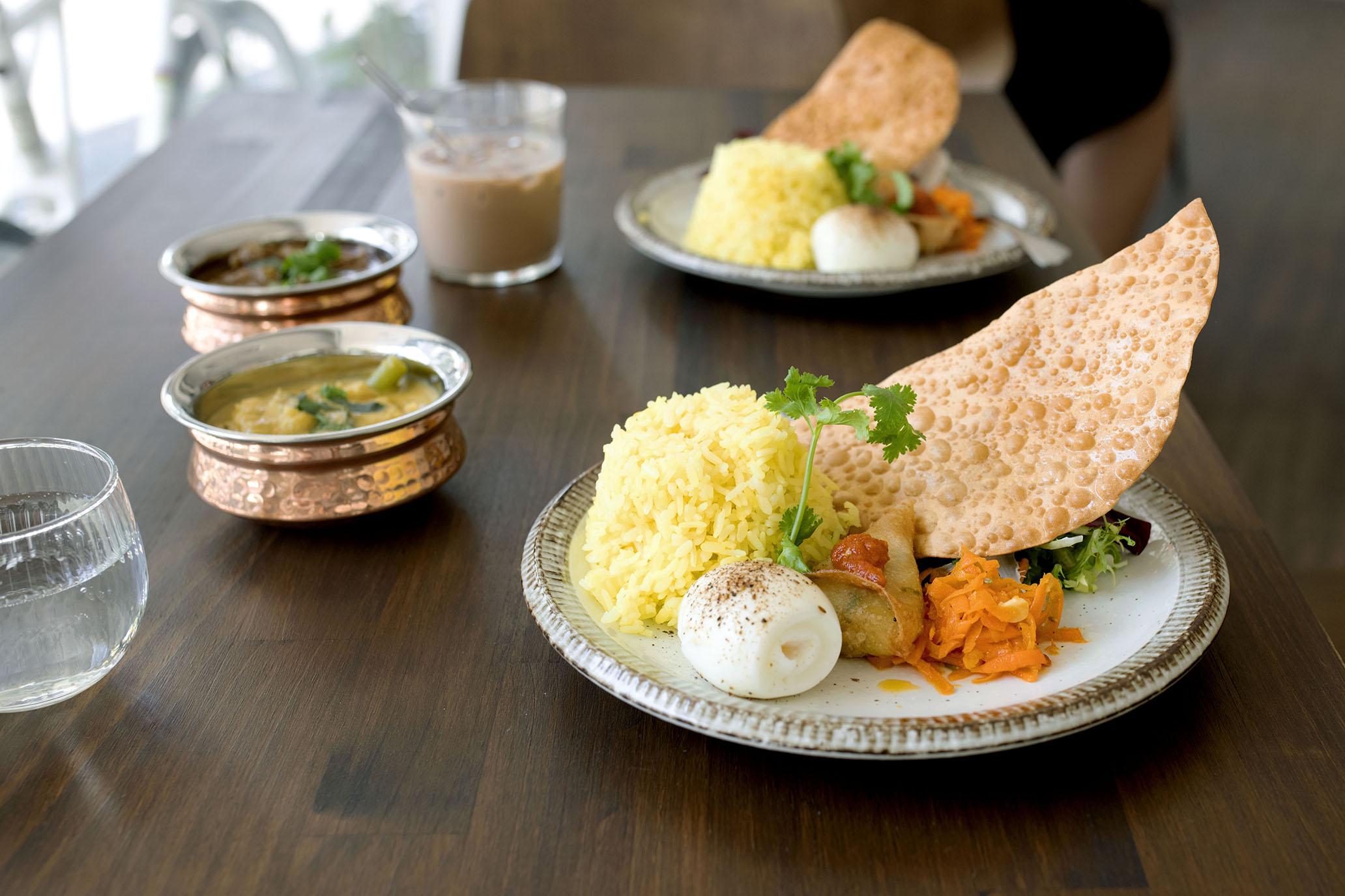 日本大上先生的印度咖哩飯|台北 Oncepoon