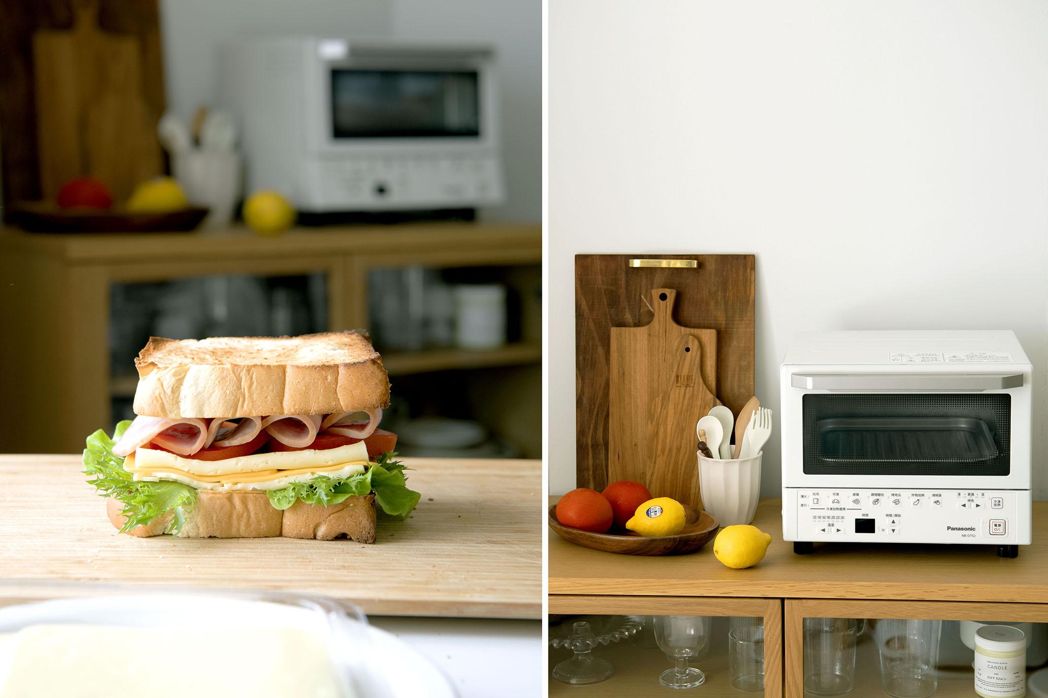 網站近期文章:和自己說好學會獨立,但關於餘生美味我都想靠它|Panasonic日本超人氣智能烤箱NB-DT52