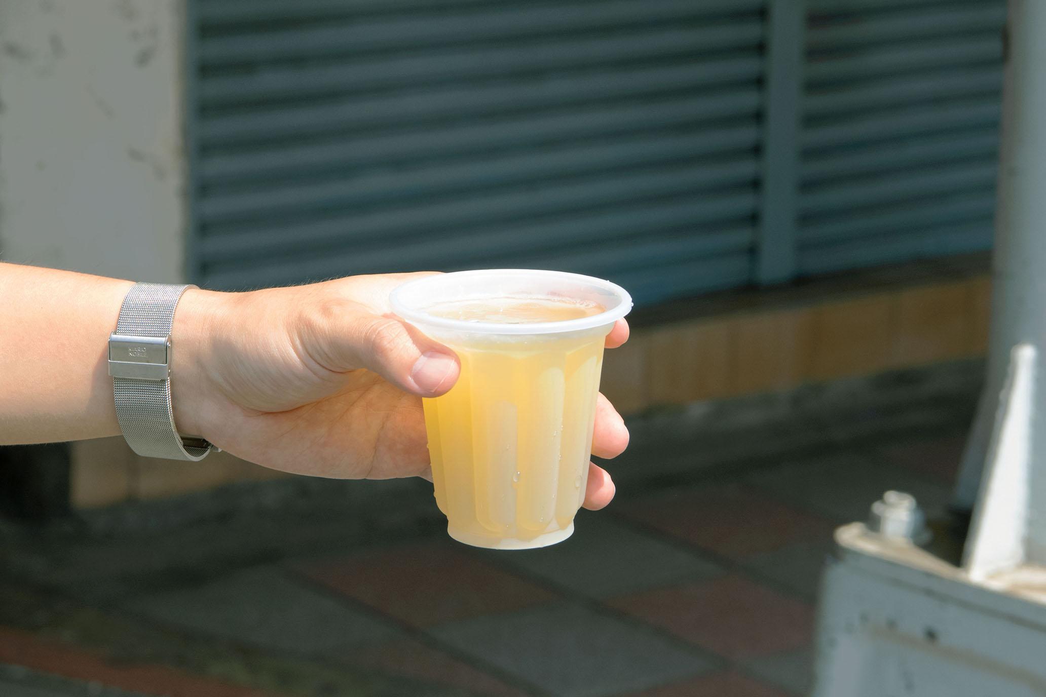 老牌甘蔗汁