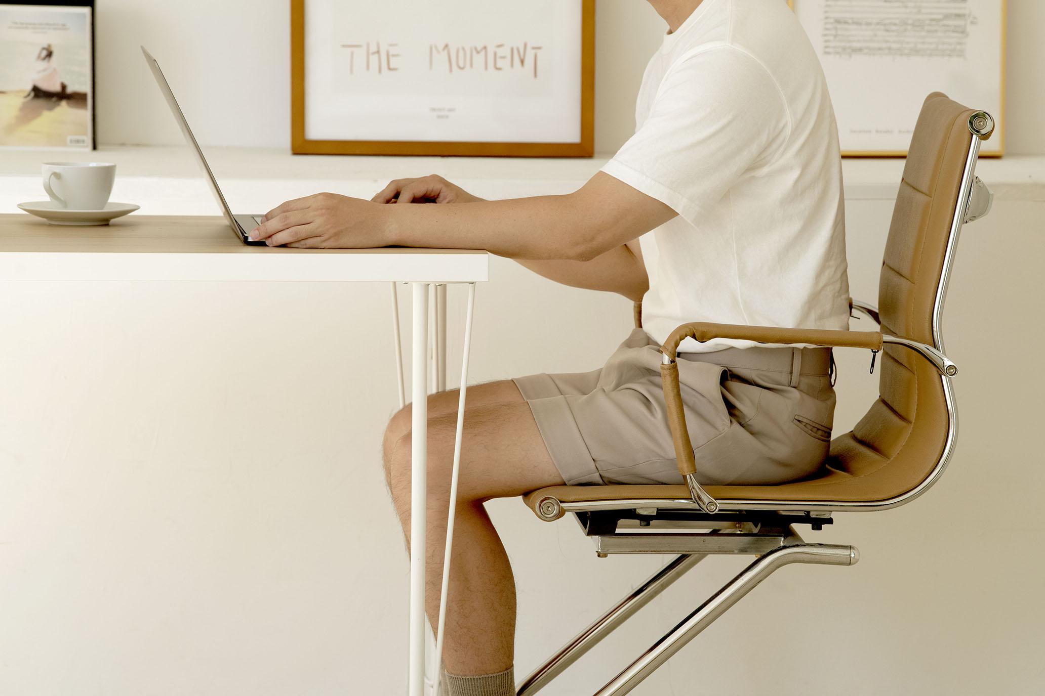 父親節送禮|對身體好一點,原來只需這樣輕鬆坐著|Style PREMIUM DX 奢華頂級調整椅