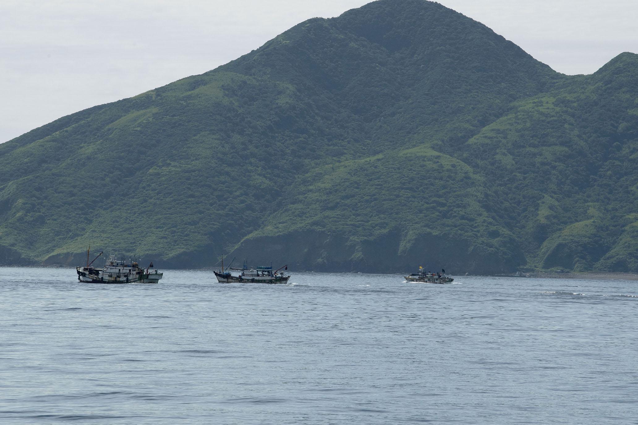 我們出發台灣宜蘭, 初登龜山島,一起征服401高地。