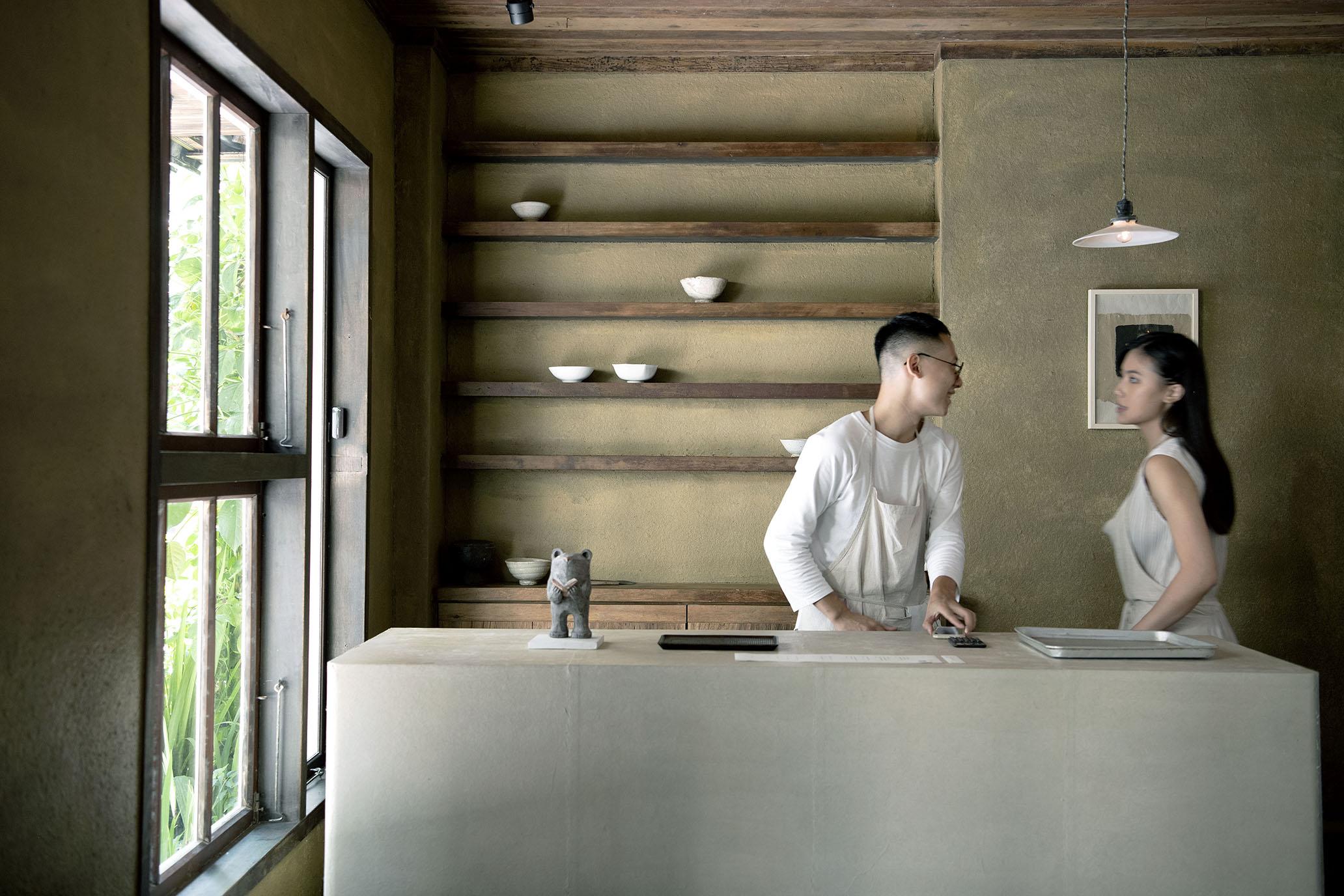 台北WAN, 日式侘寂裡的芒果豆花與紅茶布丁|小慢 @MENS 30S LIFE