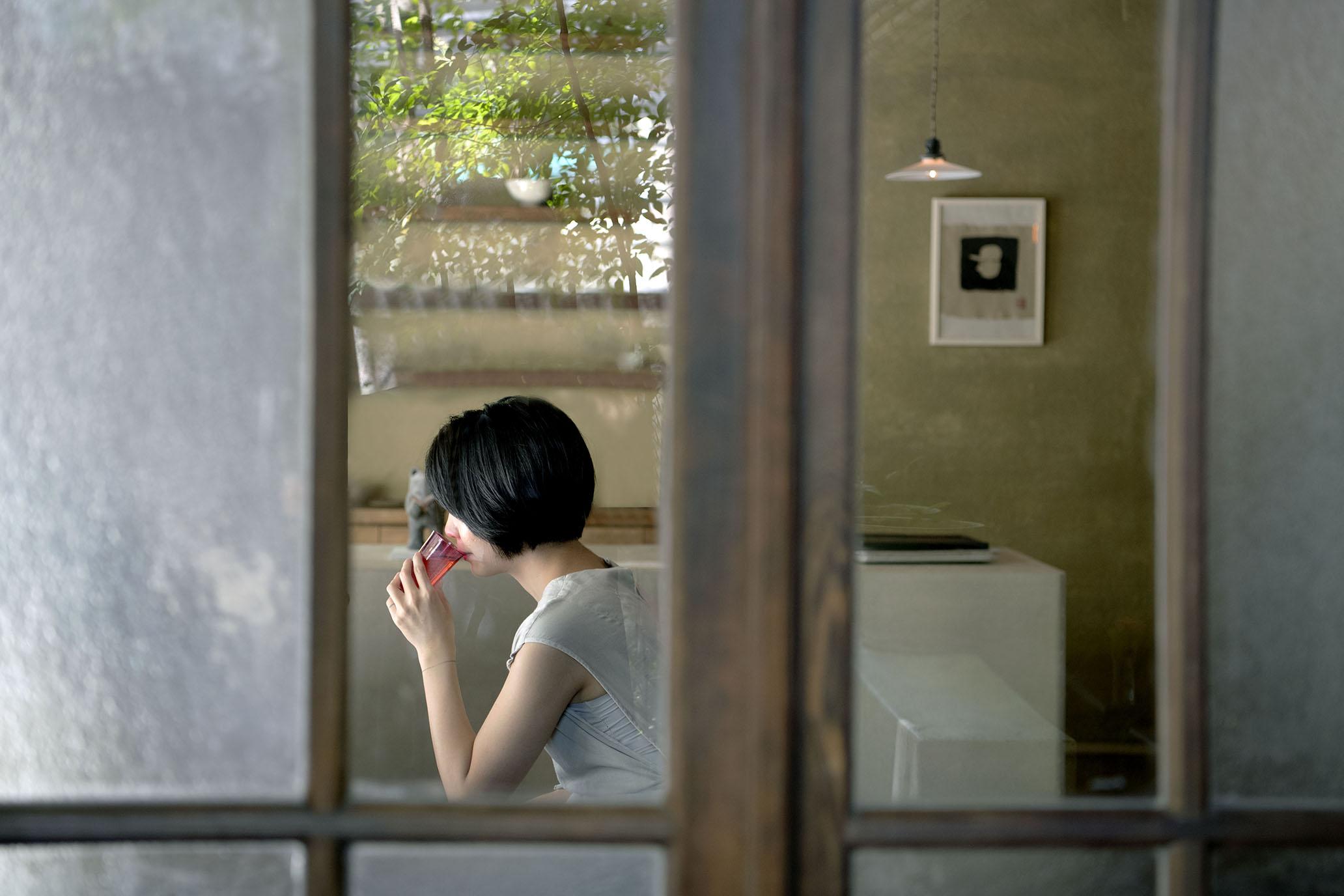 台北WAN, 日式侘寂裡的芒果豆花與紅茶布丁|小慢