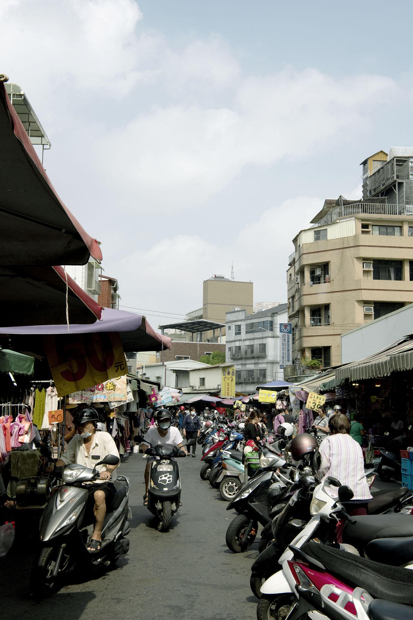 台南高樓下, 可愛的中西區一隅|天下飯店