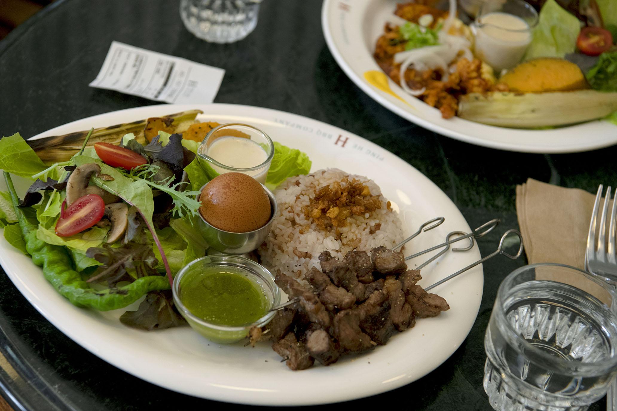 花蓮平和飯店|當墨西哥老撕雞遇上兒童牛樂園。