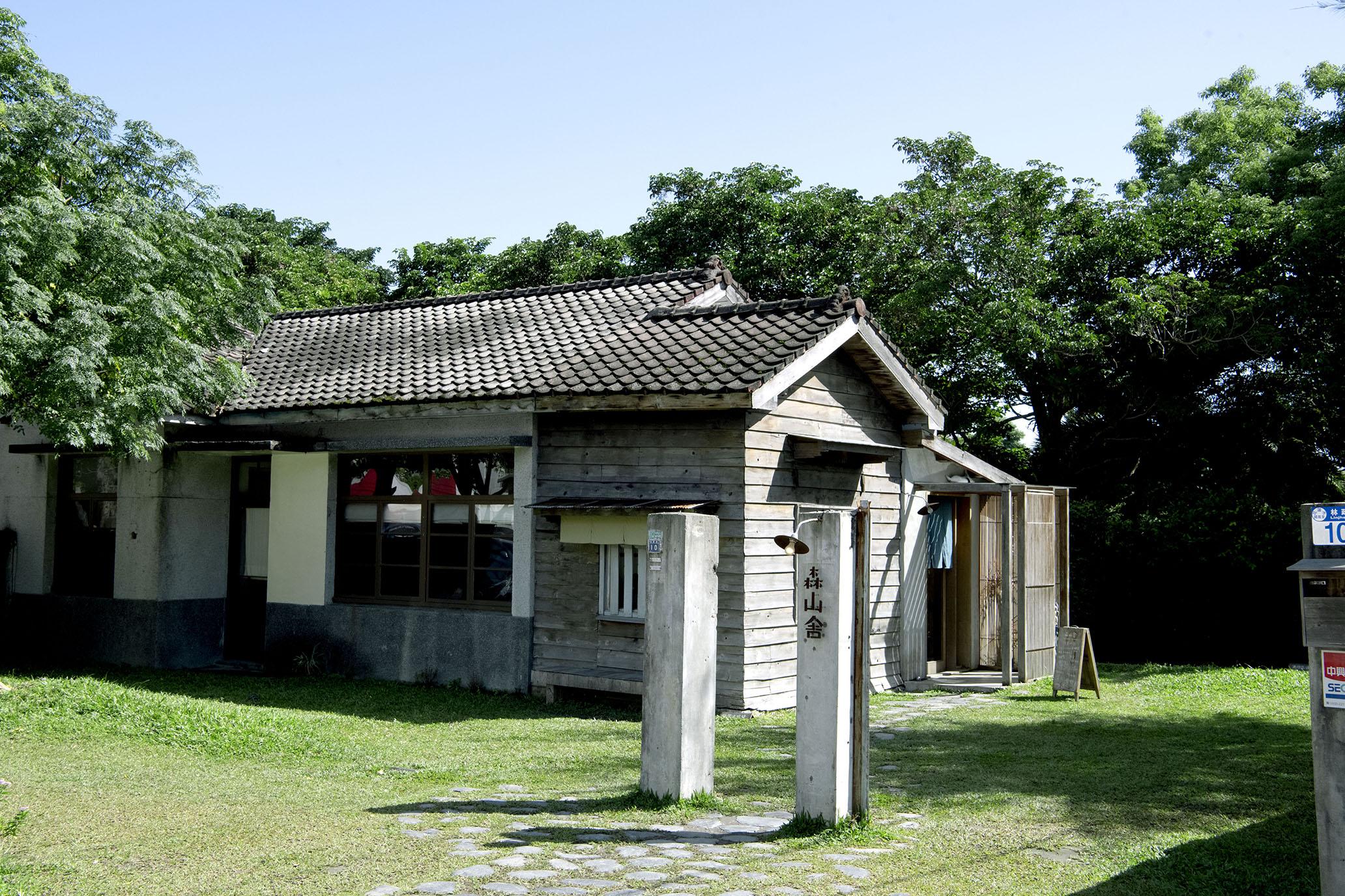 花蓮森山舍 愜意的家常麵包餐,巧遇了喜歡的日常。