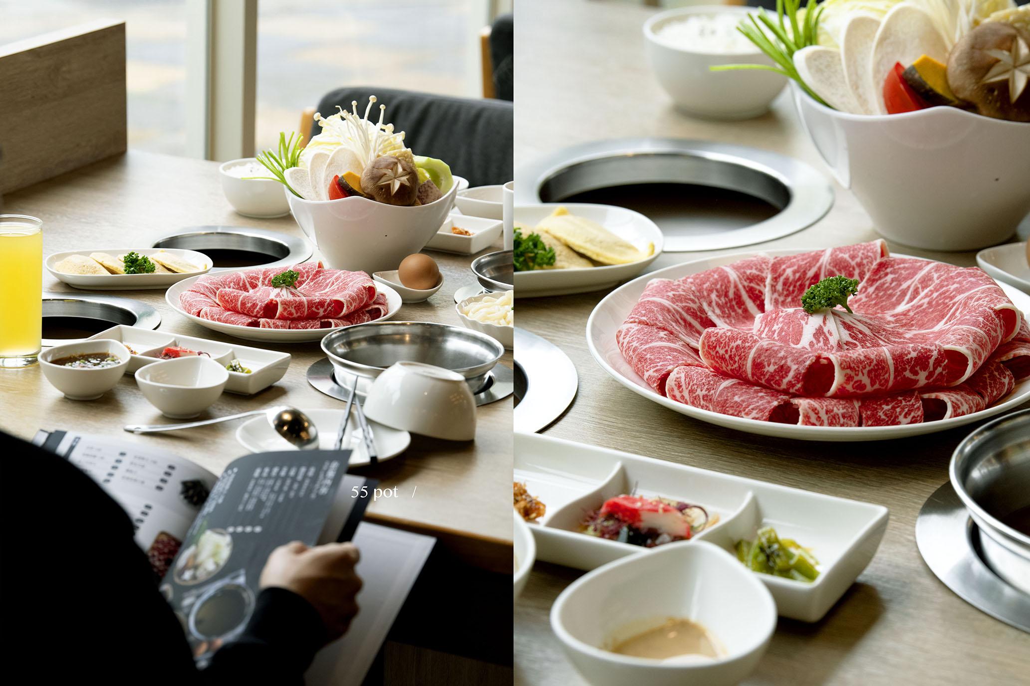 網站近期文章:桃園55pot精緻鍋物|清新氛圍,套餐式火鍋舒心合味。