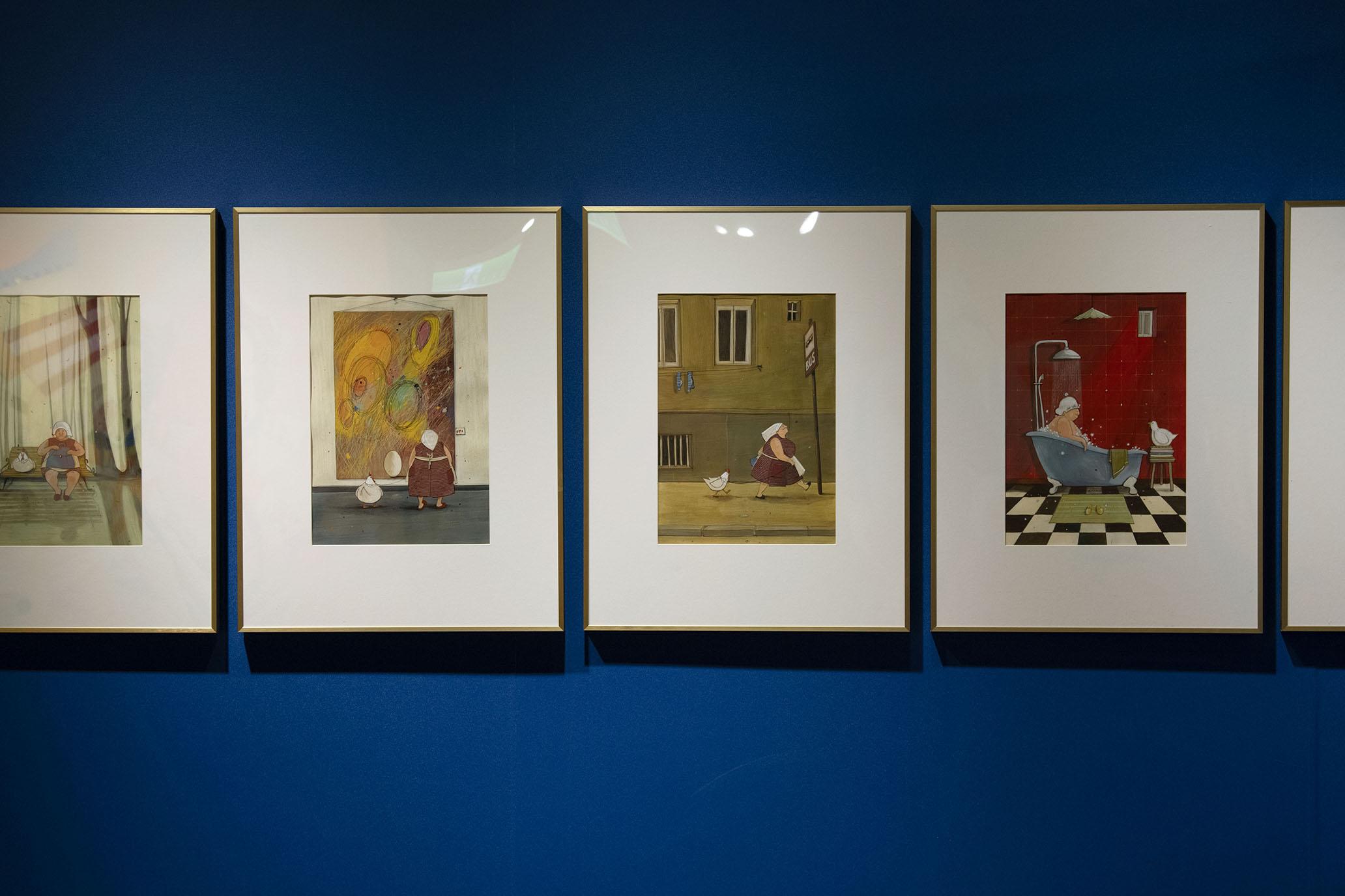 波隆納世界插畫大展|開啟你的想像,我們一起來場奇幻之旅。