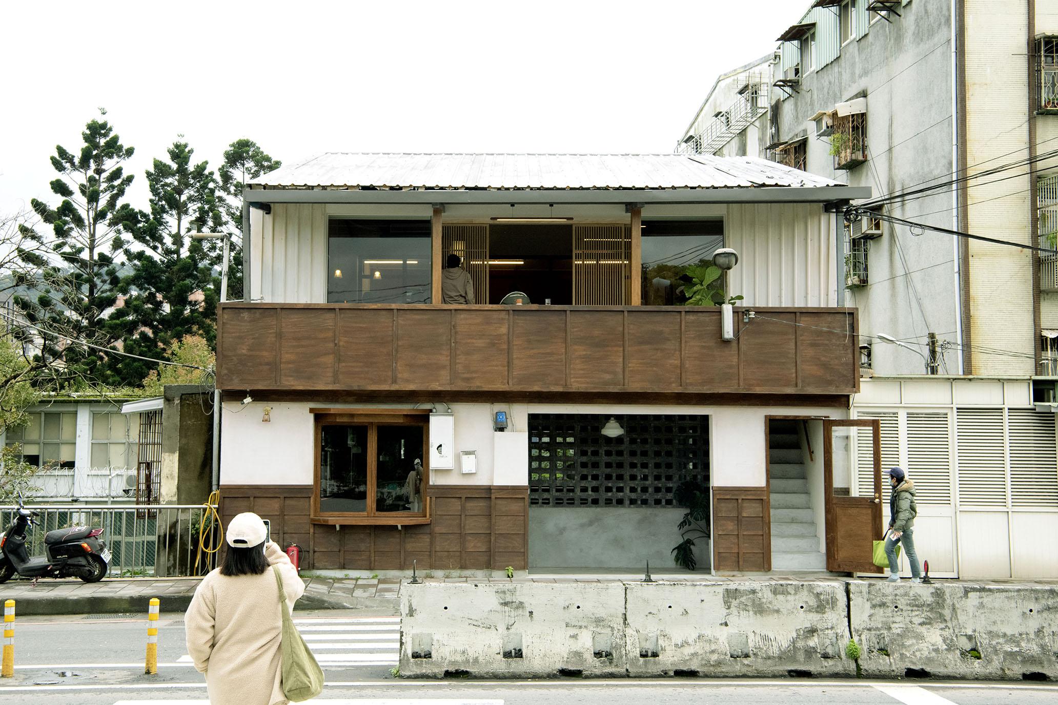 網站近期文章:新店綠河|老屋新生命,自然氣息裡的咖啡香。