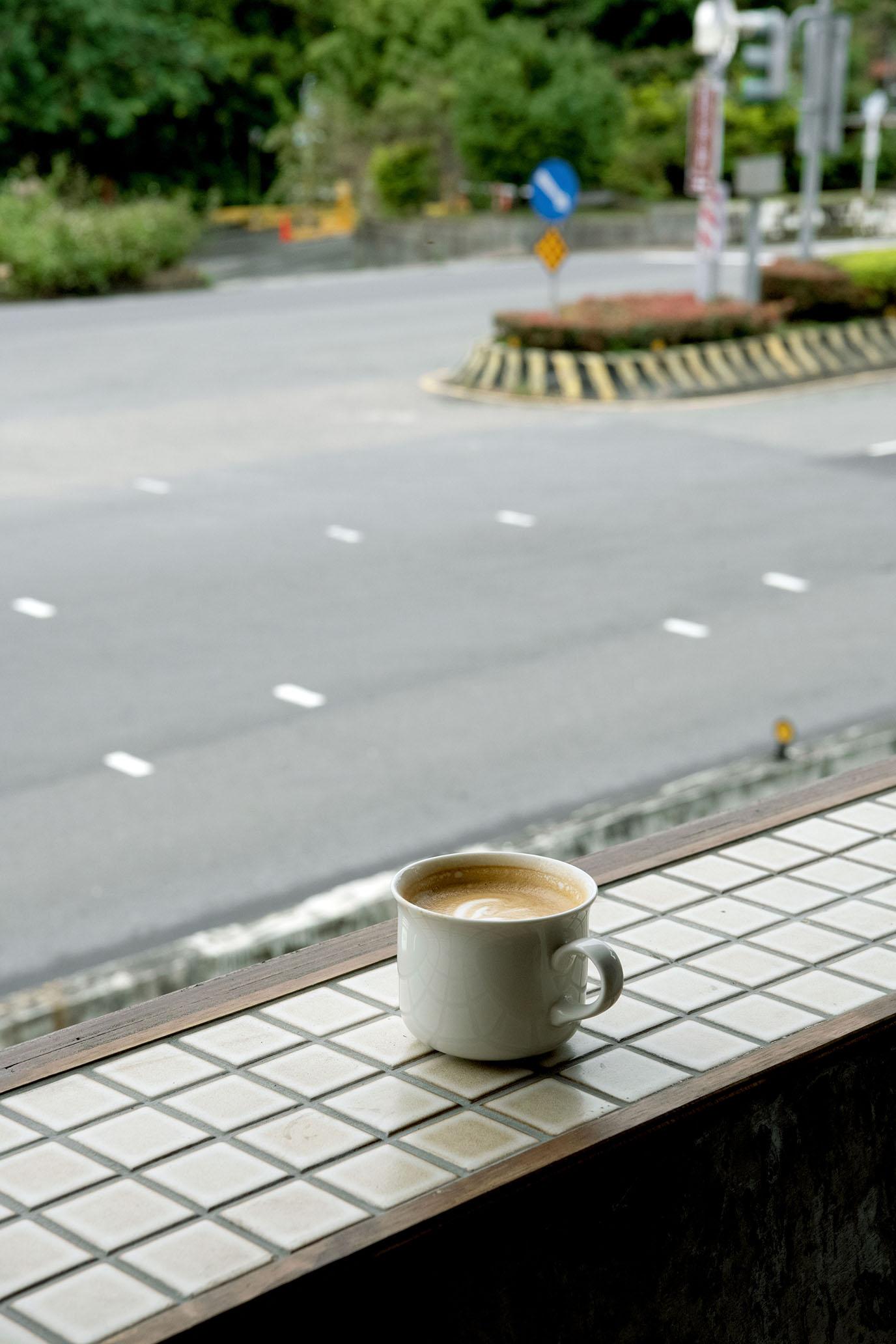 新店綠河|老屋新生命,自然氣息裡的咖啡香。