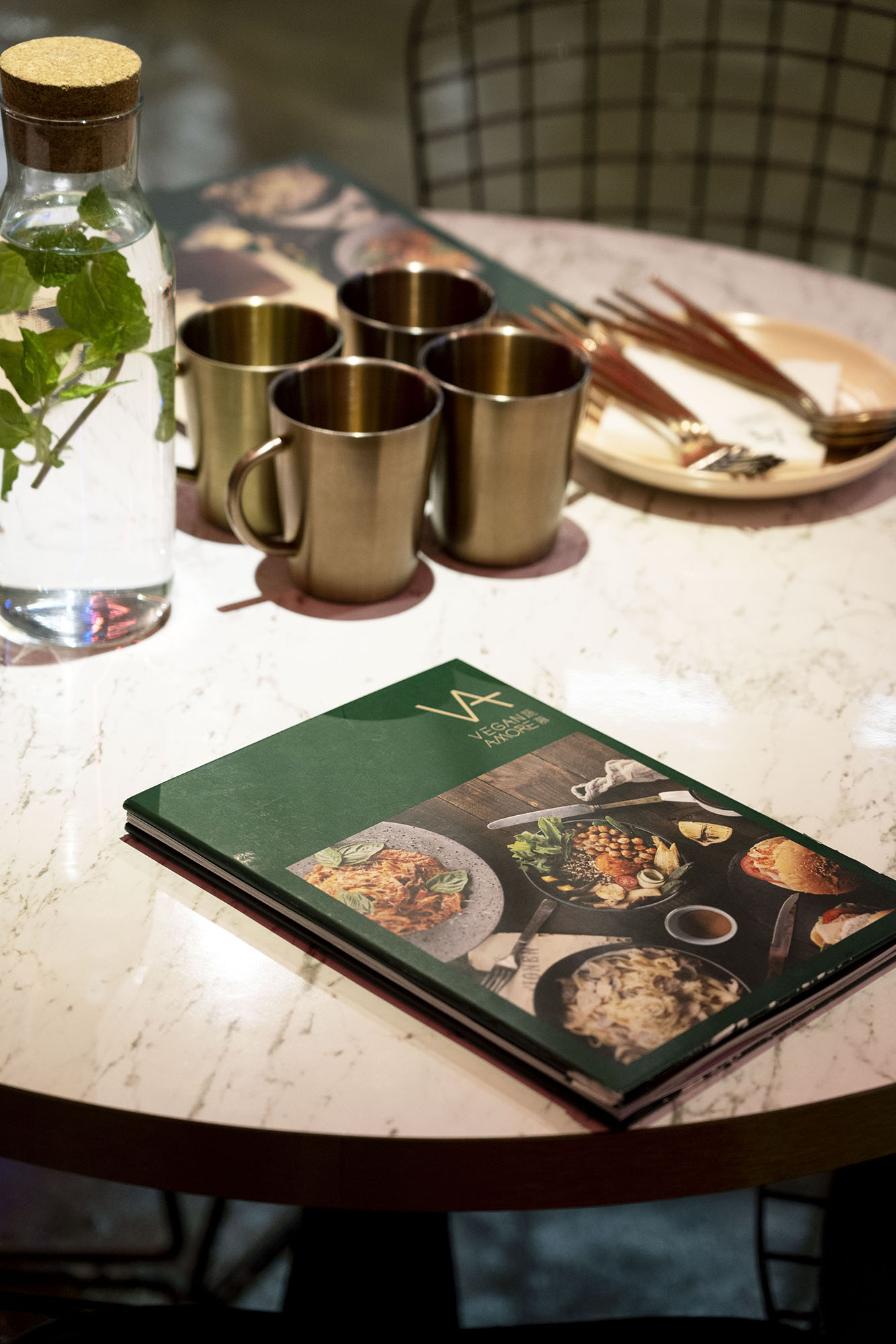 Vegan Amore 蔬慕|台北蔬食西式餐酒館,春季裡的兒時大人味