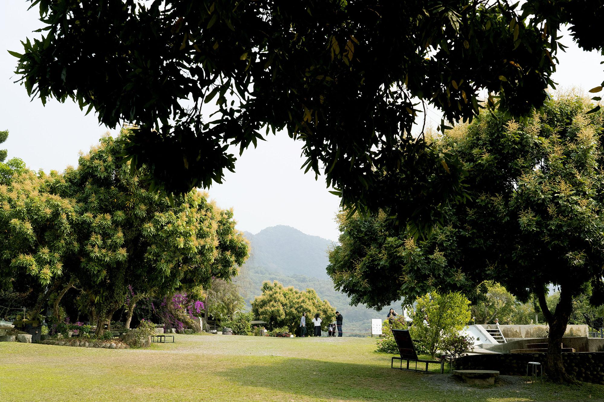 台南仙湖農場