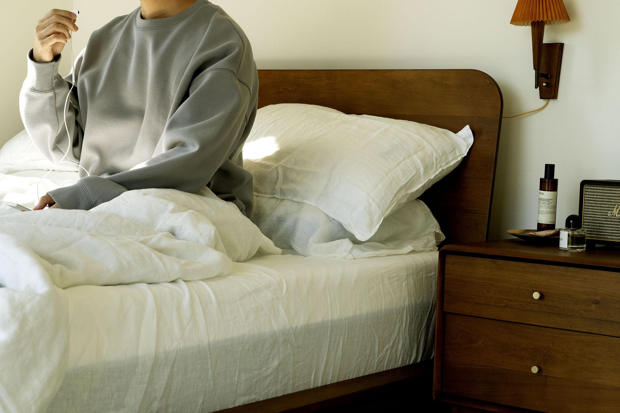 MR. LIVING 居家先生 床墊|讓家每天都像入住喜歡的飯店一樣開心舒適 @MENS 30S LIFE