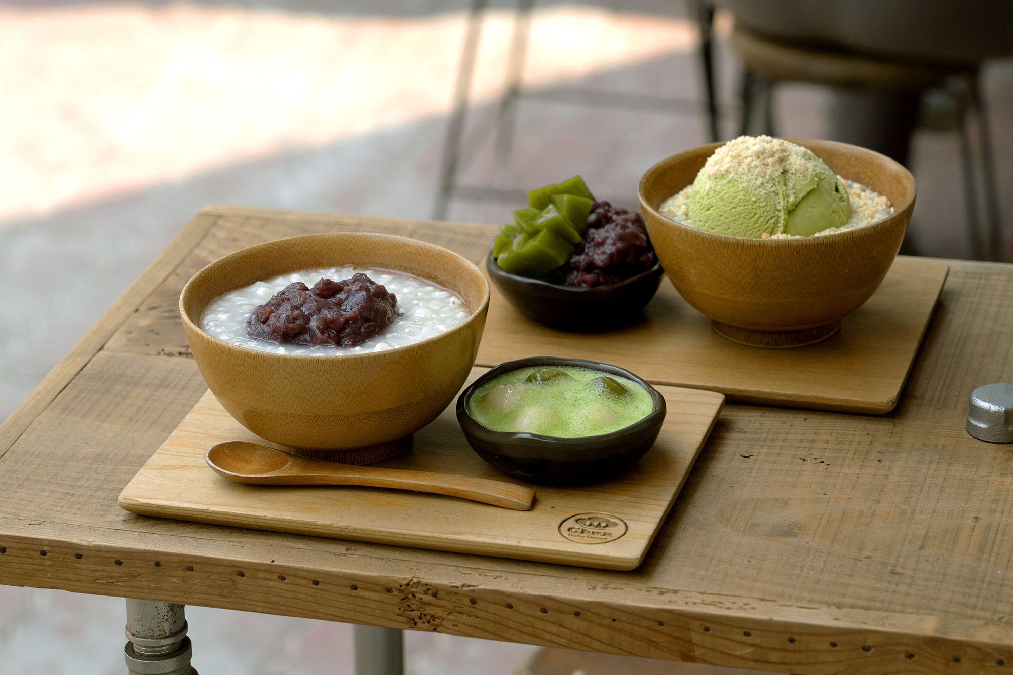 台南 Chun純薏仁。甜點 療癒入心的台南式甜品。
