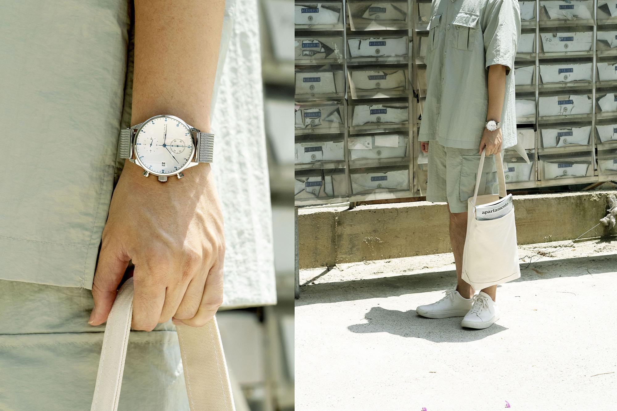 網站近期文章:不能出門的日子,與喜歡的物件敘敘舊|ABOUT VINTAGE 腕錶