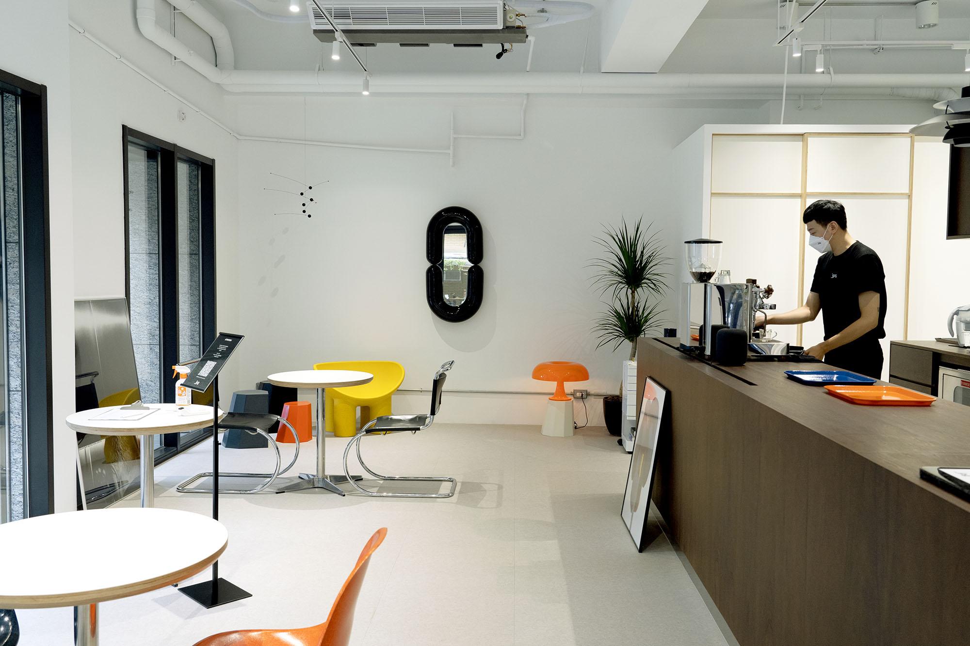 網站近期文章:兩個男孩打造的摩登咖啡空間|台北 jpg coffee