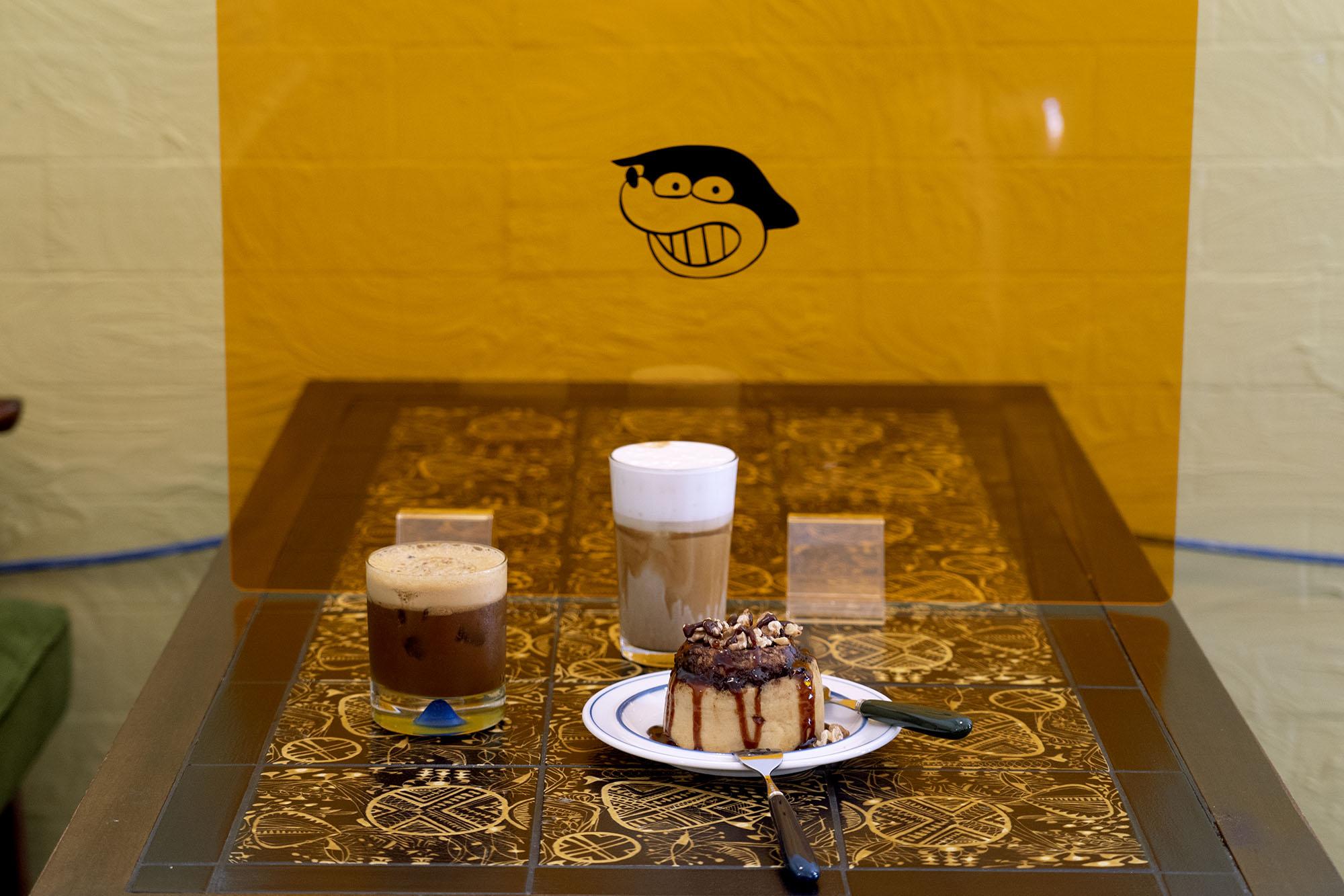 登波咖啡|富士山上的西西里微酸微甜,好熱的天想起過去夏天!