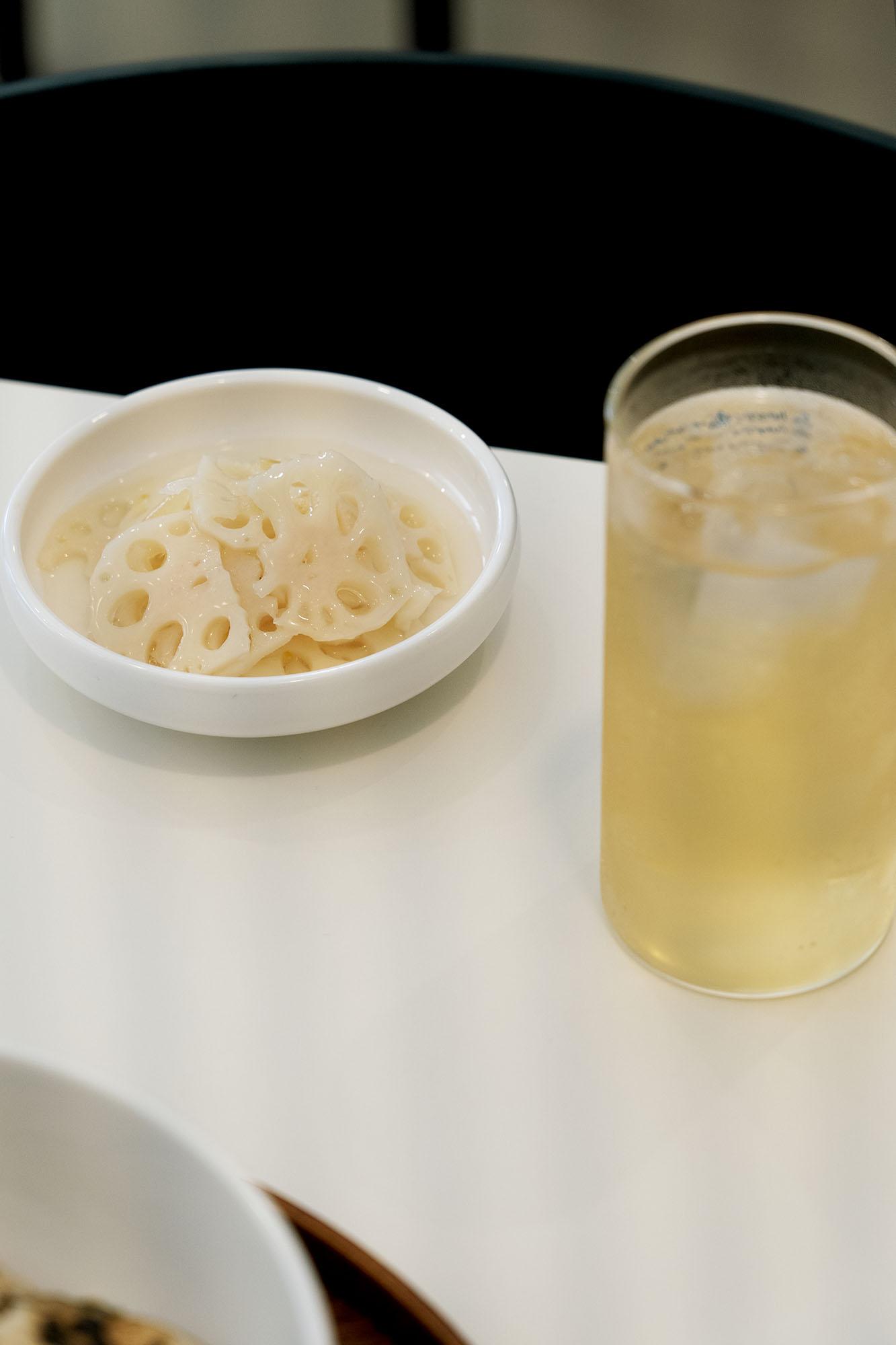 台北 目隅|將家人愛吃的米苔目製成各式口味麵料理。